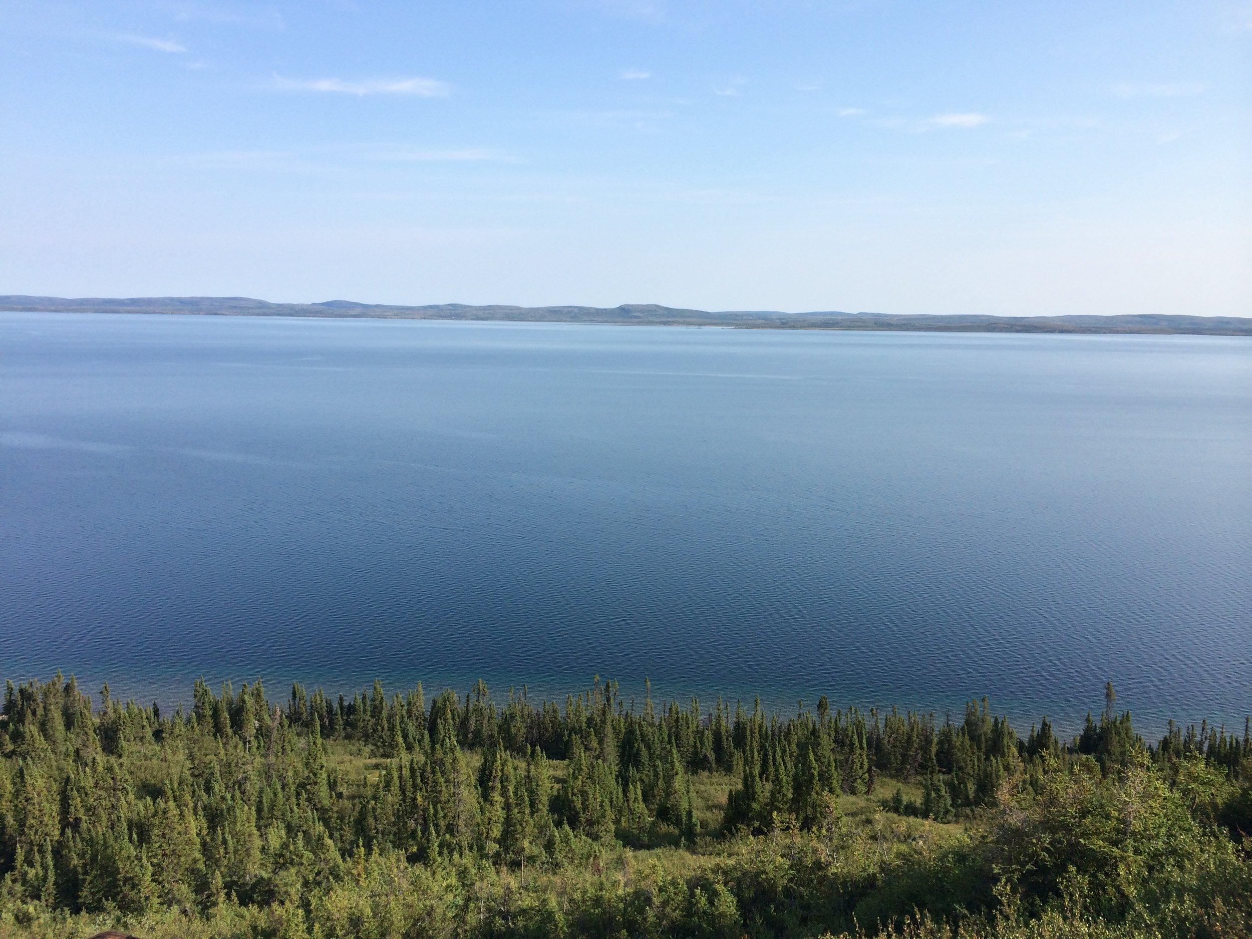 Lac a l'eau Claire
