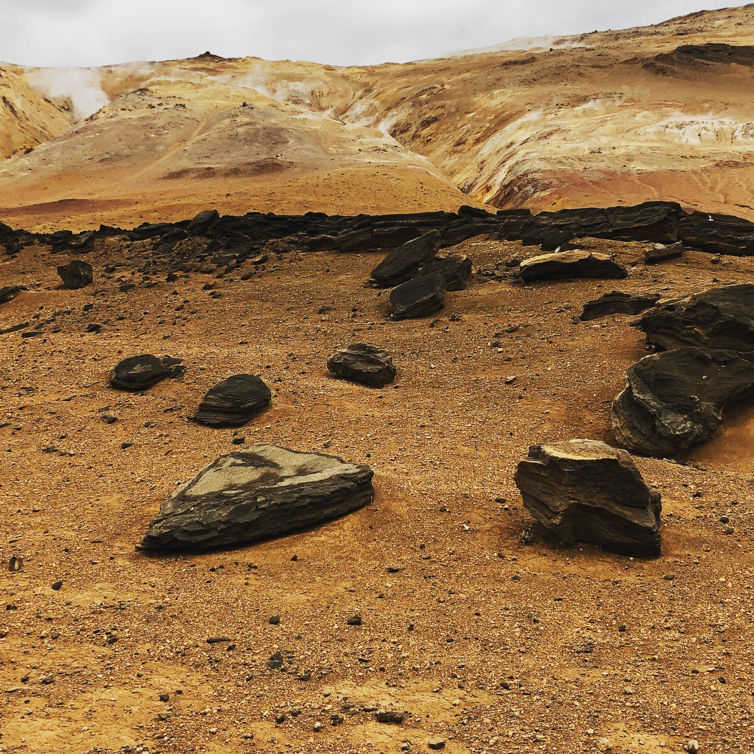 """Early Mars"" on Earth"
