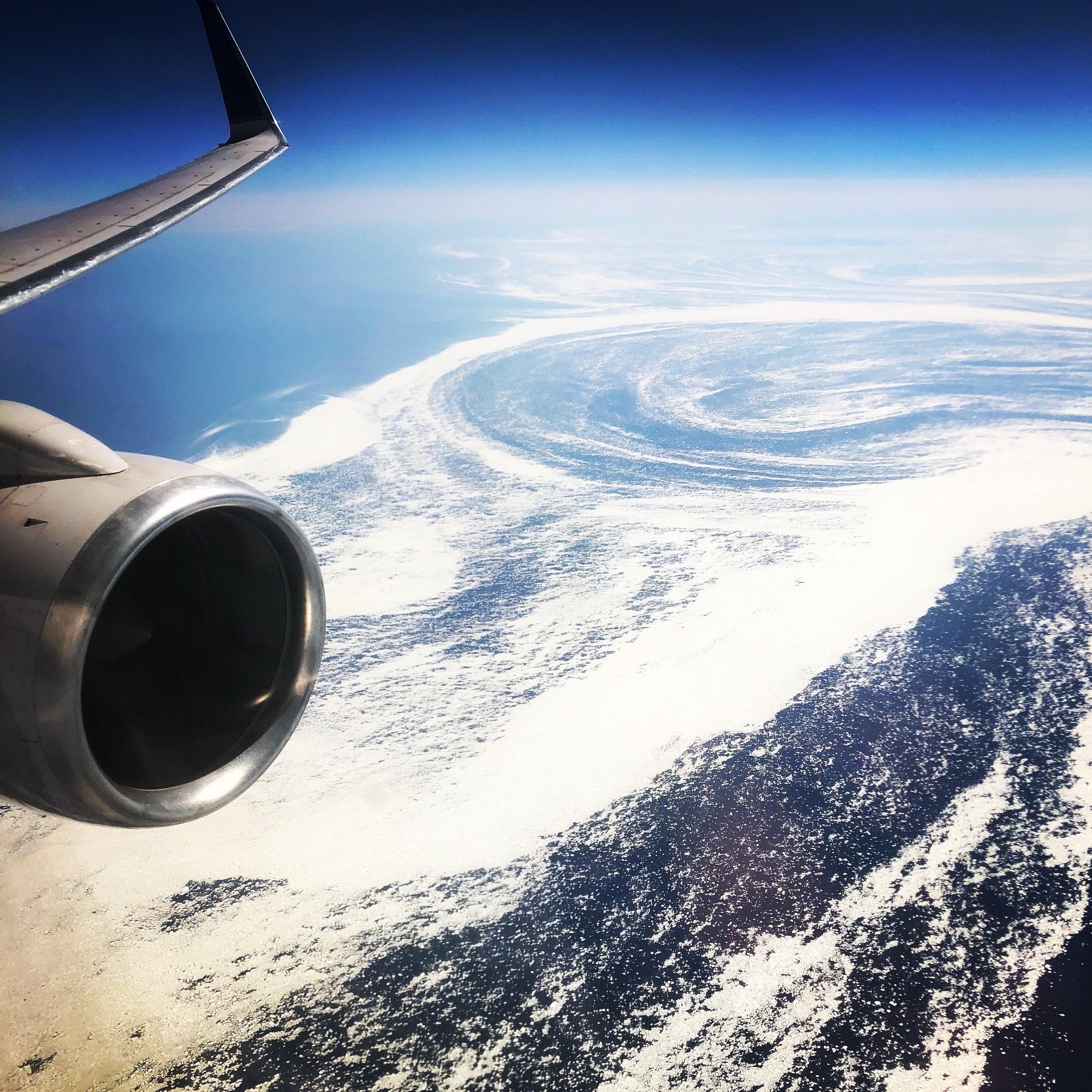 Patterns of Summer sea ice break-up