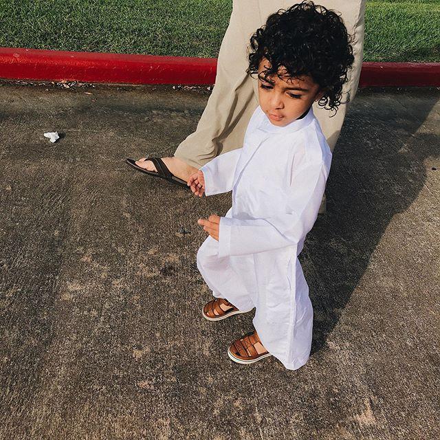 Eid round 1 yesterday! 😍