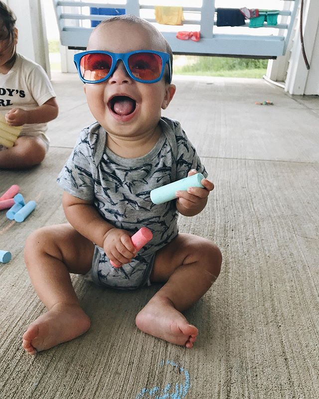 Happy 9 months to our Saif!!! We love your infectious smile & heart so much! Cannot believe in 3 short months you're going to be 1!! Im not ready for it!