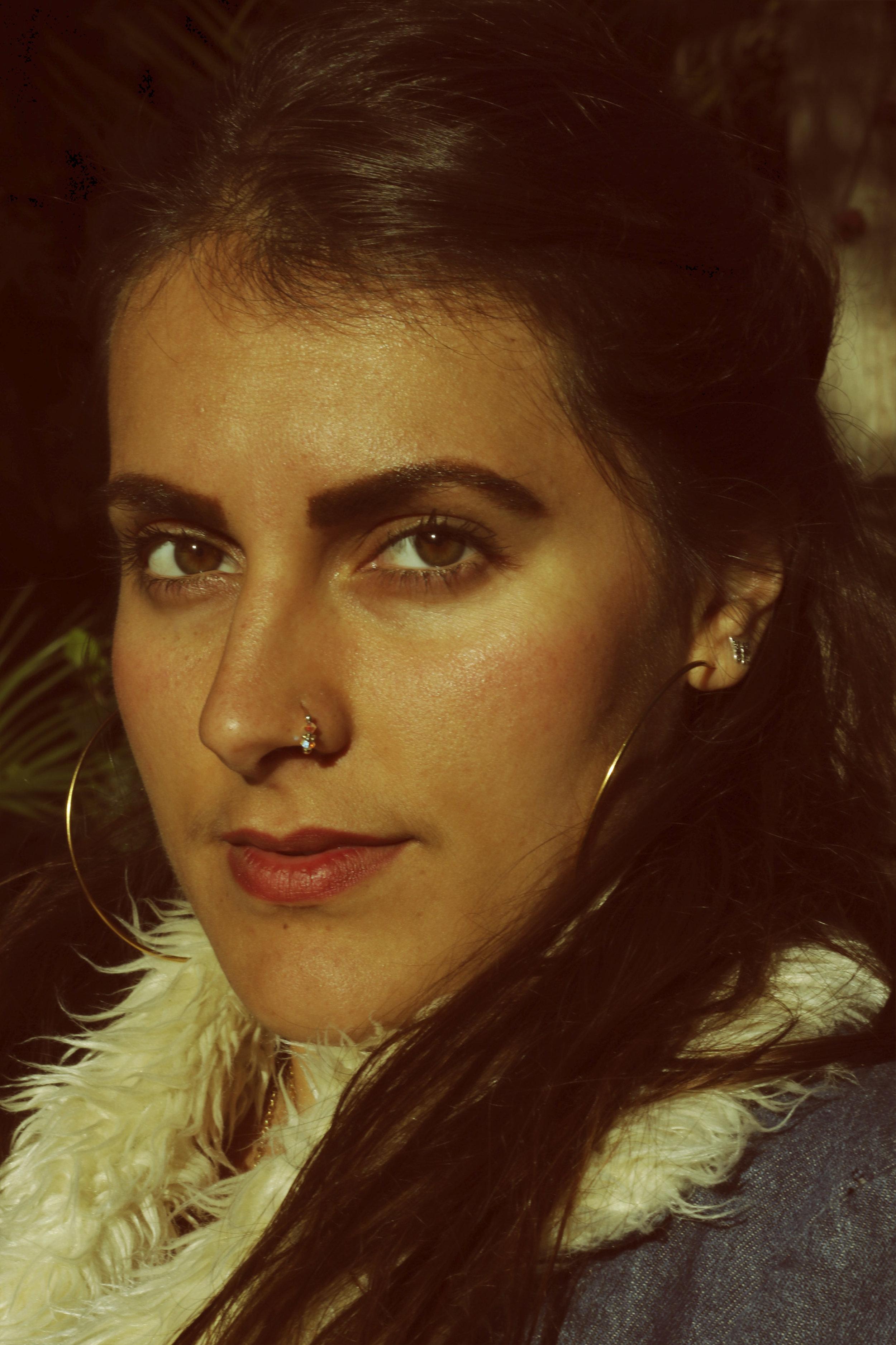 Marina @ecogoddess for Eyes&Edge