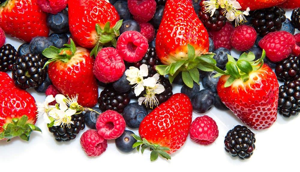 The Exceptional Health Benefits of Berries