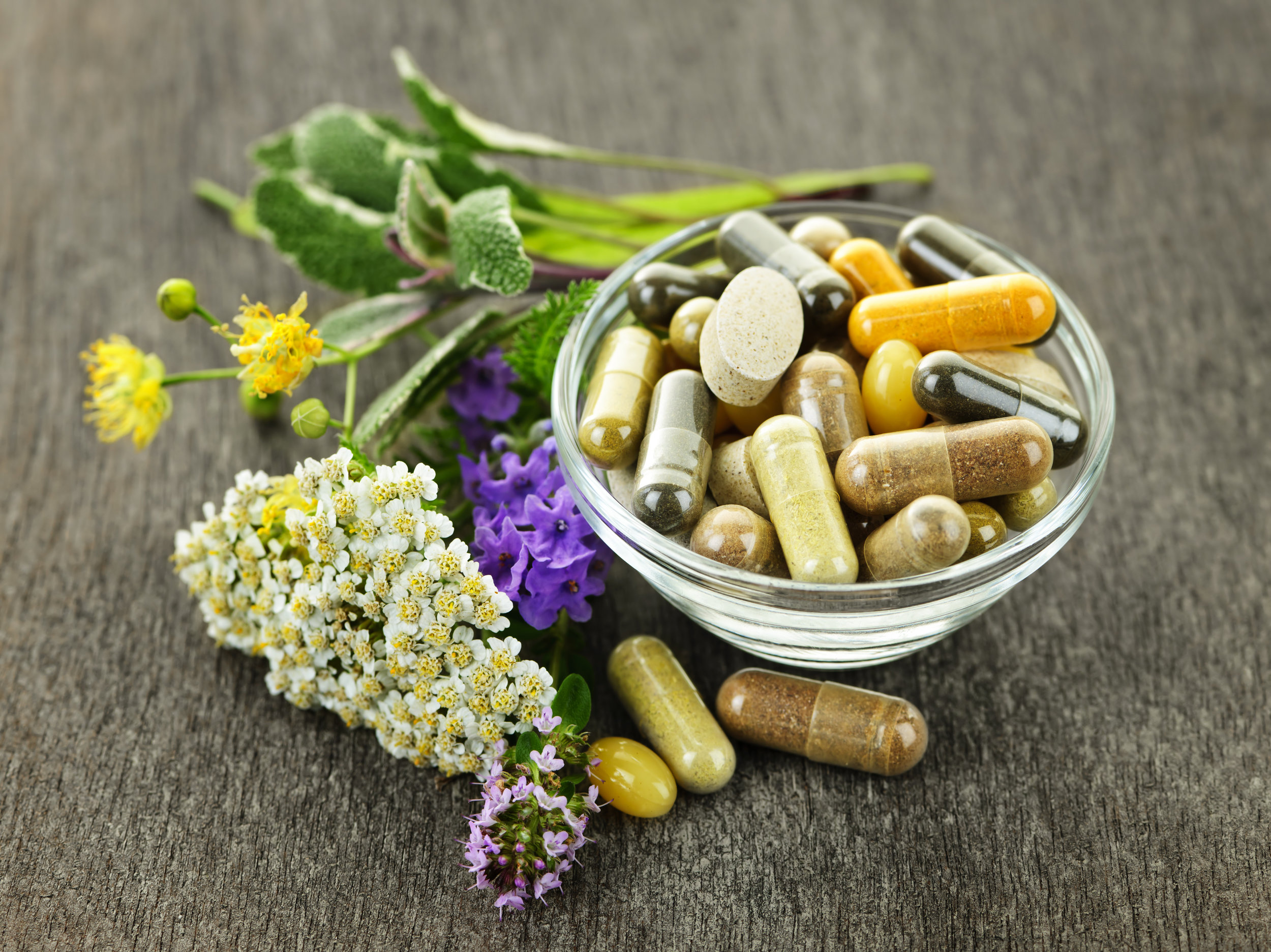 Should You Take Nutritional Supplements?