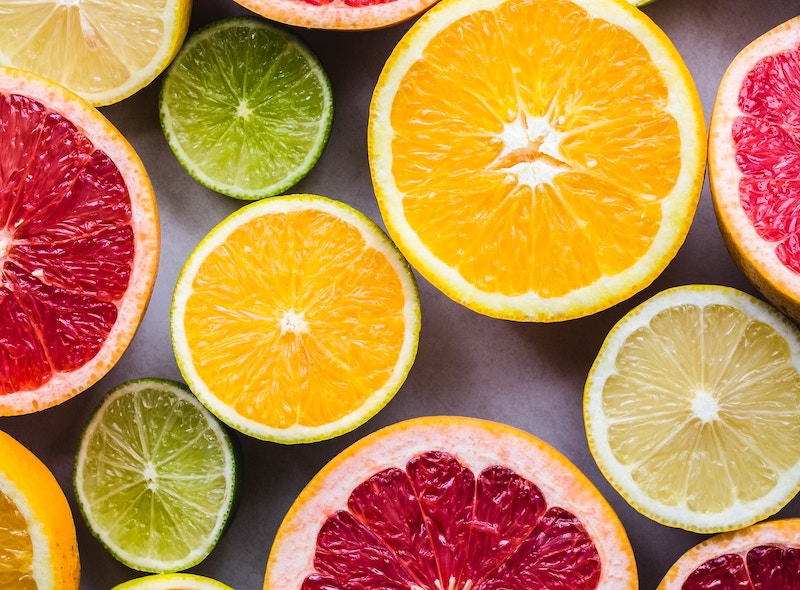 Eating at least two servings of citrus fruit each day can improve markers of healthy blood vessel function.