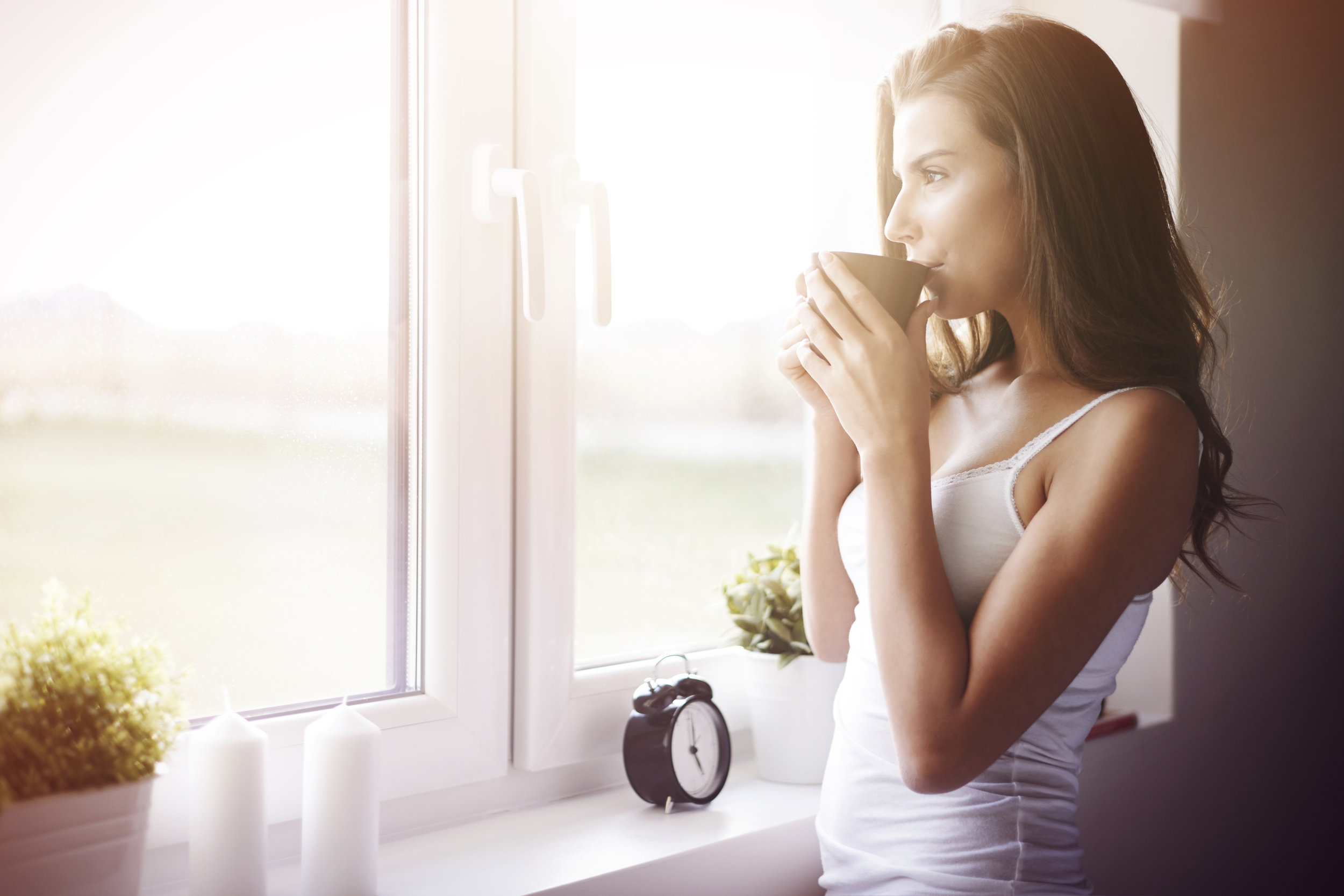 Daily Morning Practices for More Calming Energy