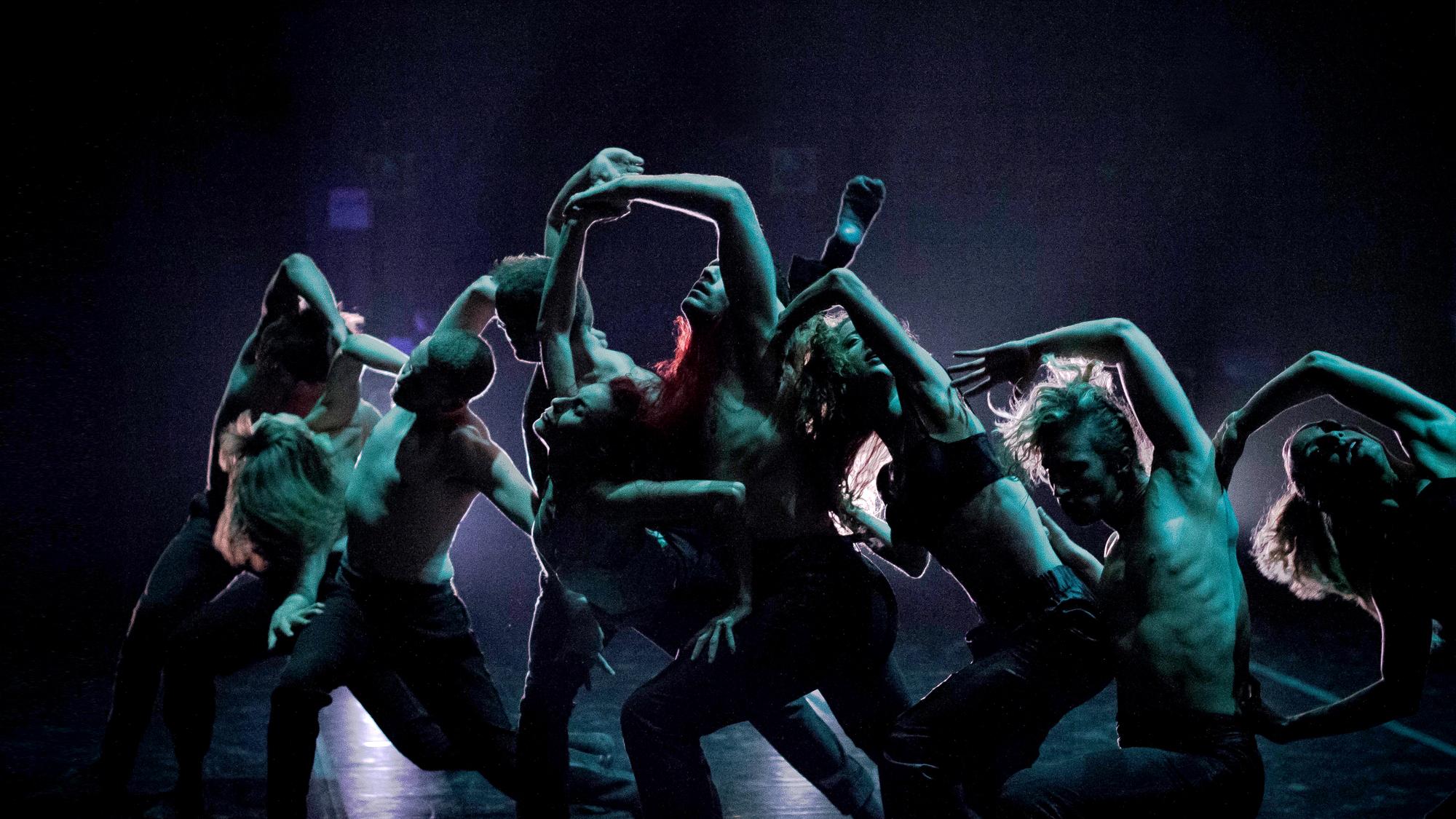 Dance Me   Ballets Jazz de Montréal  (17 avril 2018)