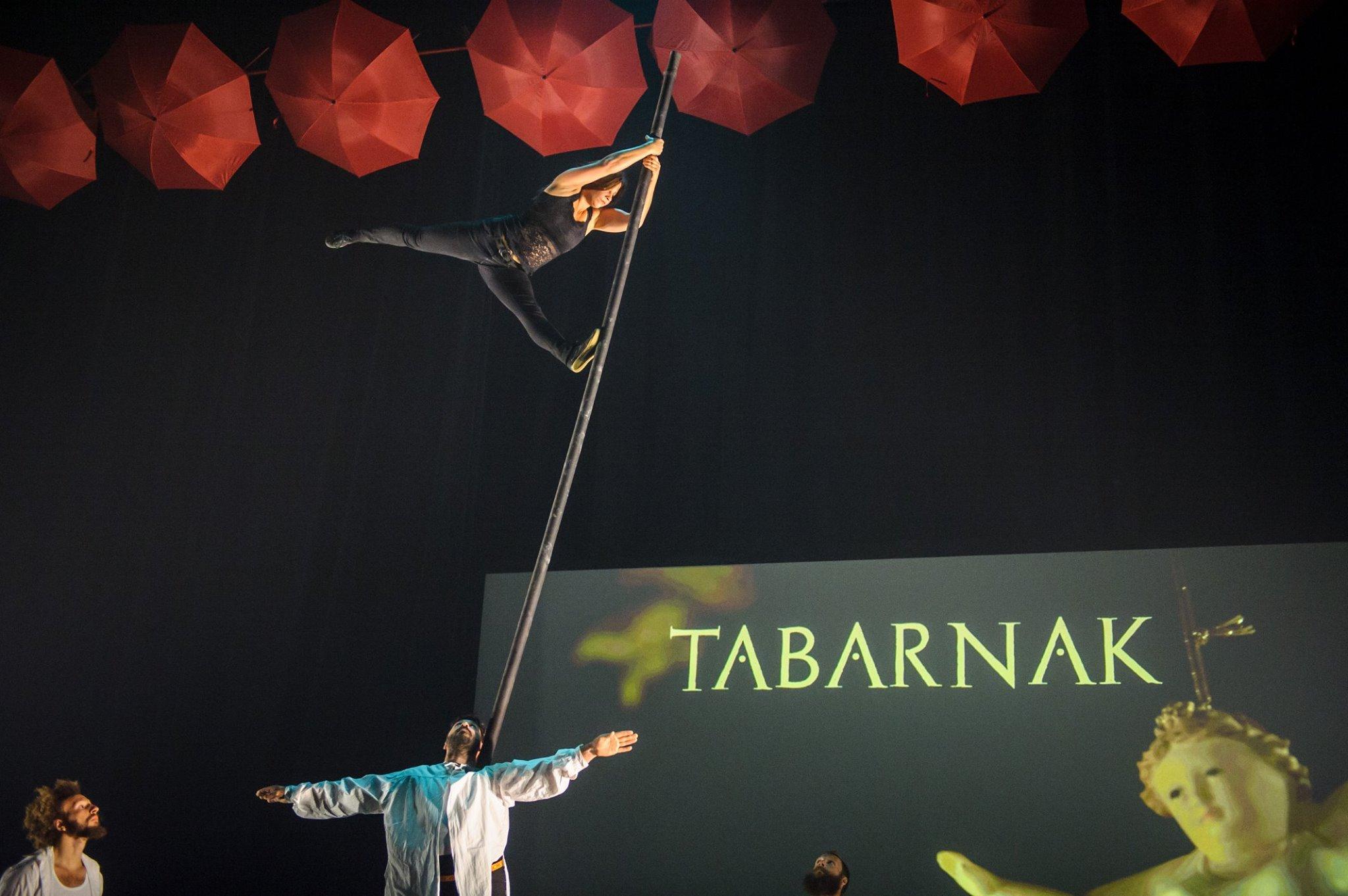 Le Cirque Alfonse   (13 janvier 2018)