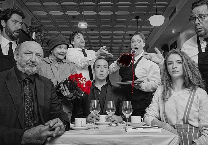 4 mars 2020GARÇON! - THÉÂTREDans un restaurant français classique, trois serveurs, deux garçons et une fille, vivent à travers leurs clients des mésaventures et des discussions. À chaque table, différents clients nous plongent dans leur intimité et leurs drames, le tout sous le regard des serveurs. Ces derniers sont témoins de ces petits secrets qu'ils emportent avec eux discrètement. Dans cette pièce savoureuse, la philosophie flirte avec la plaisanterie!15$