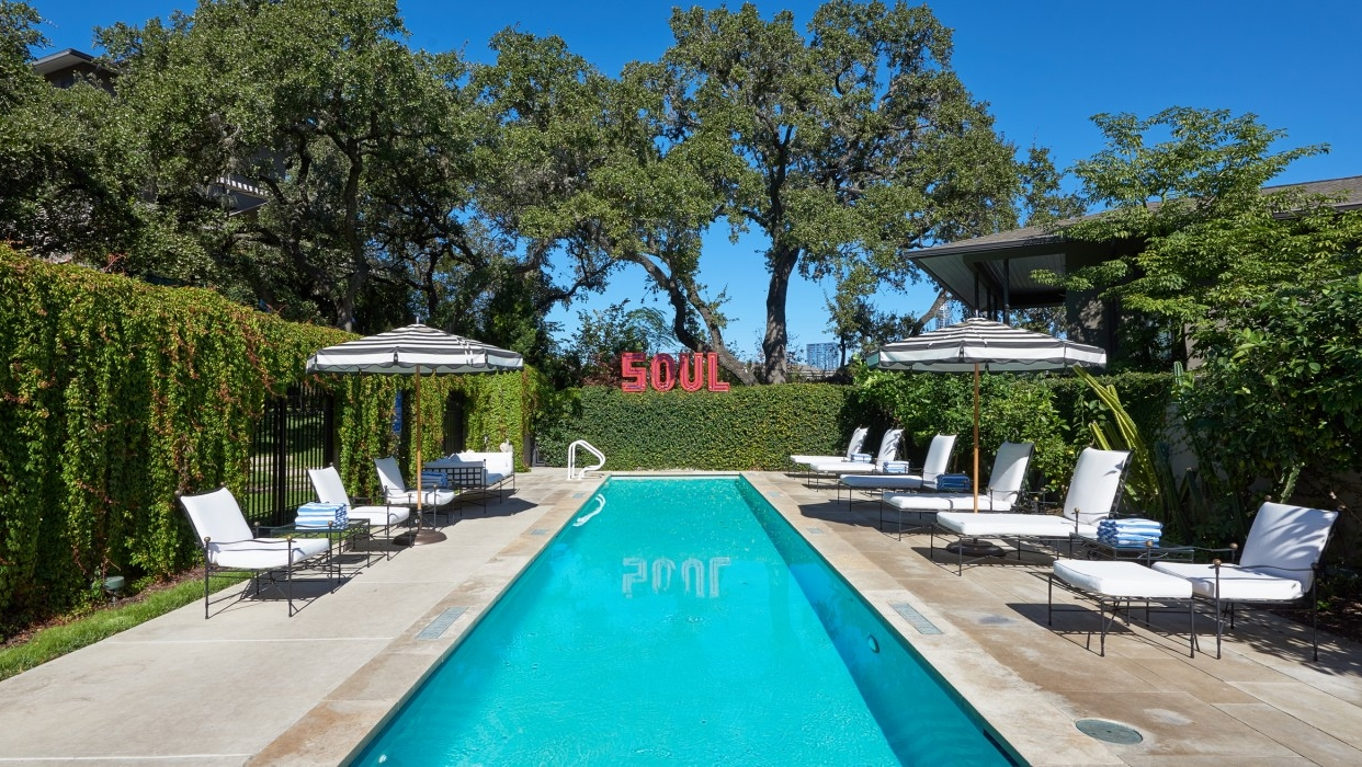 Image from  hotelsaintcecilia.com