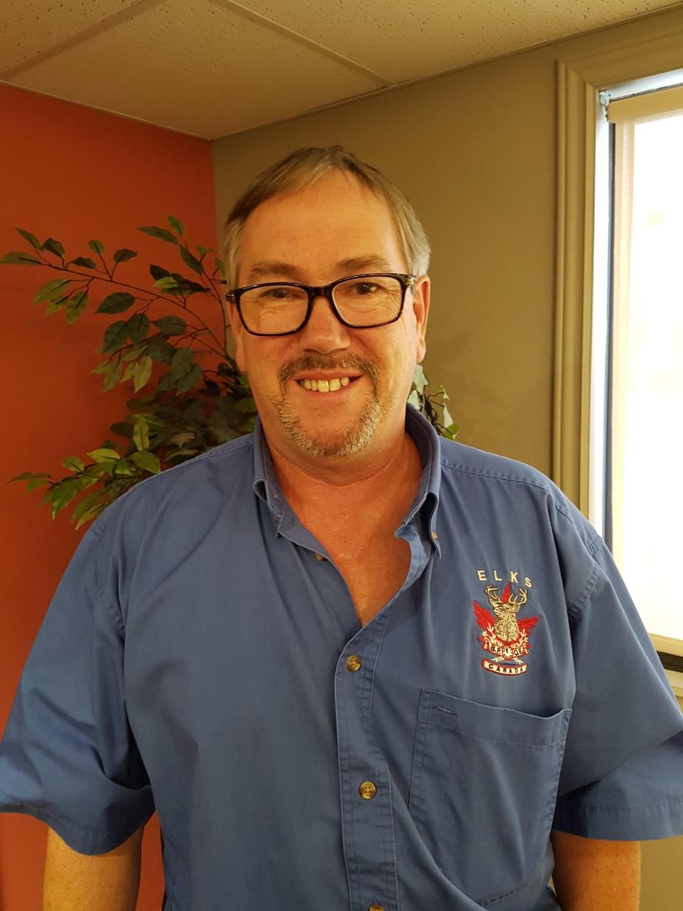 Dave Bowden -          Provincial President