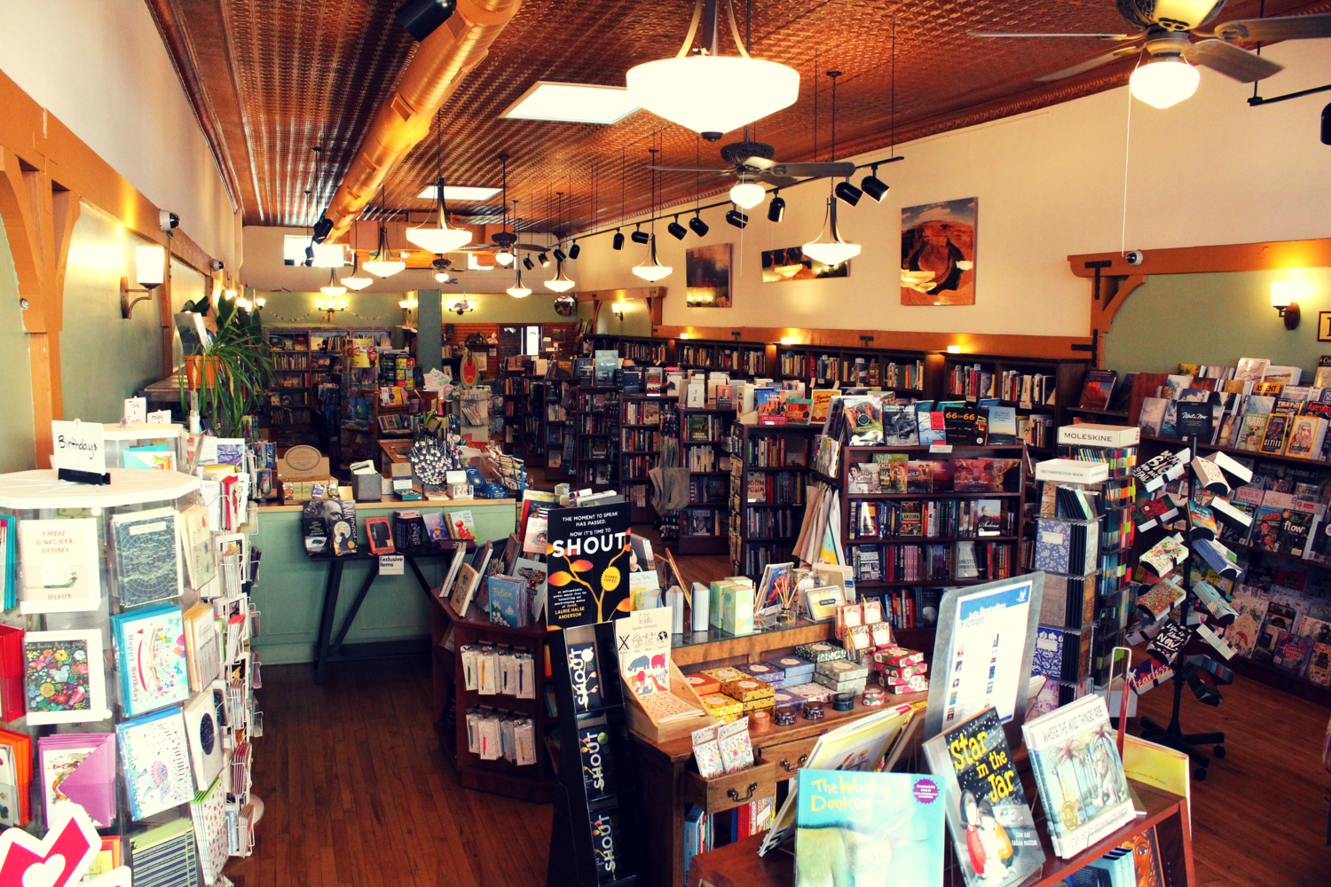 About — Bright Side Bookshop