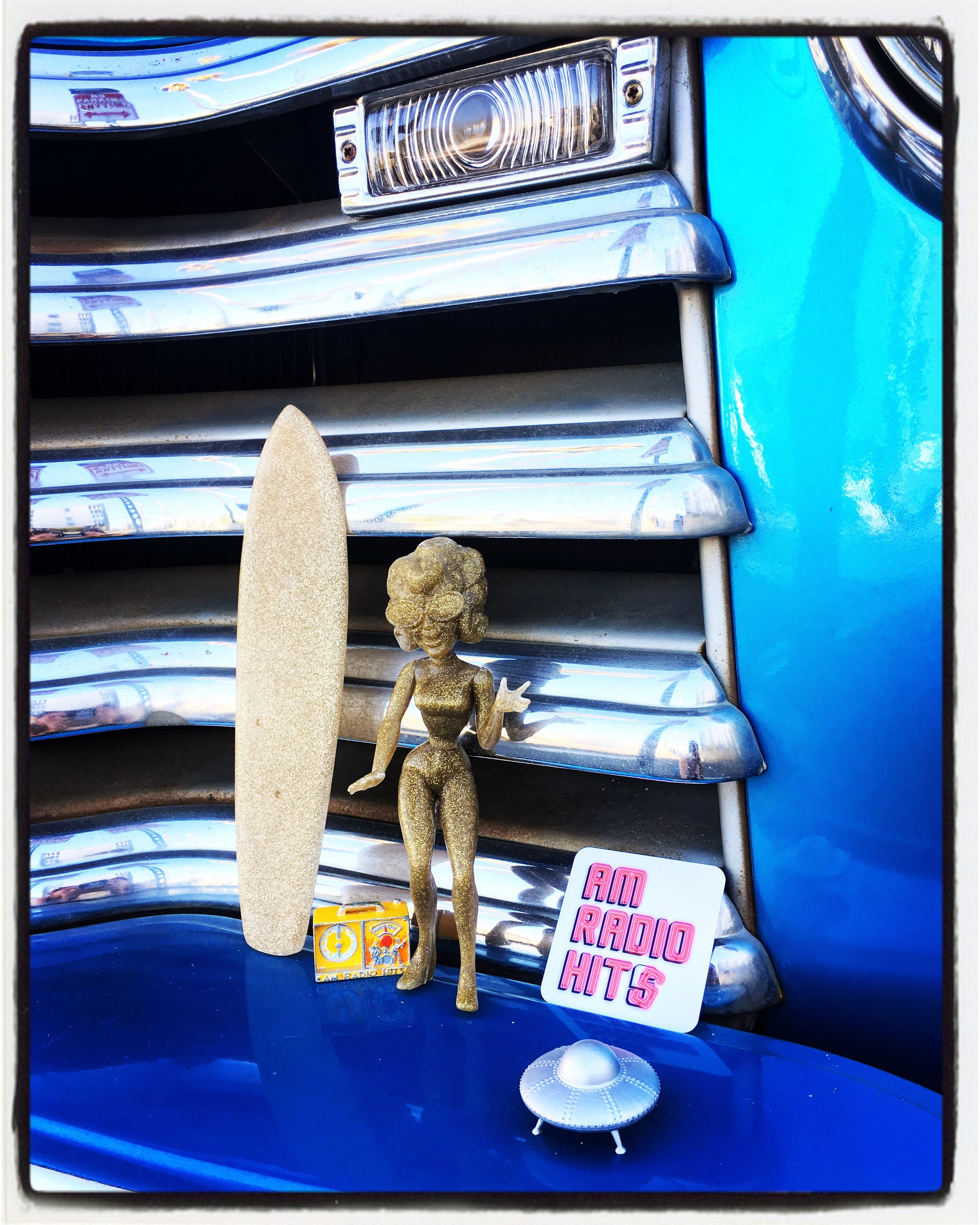'AM Radio Hits' Doll