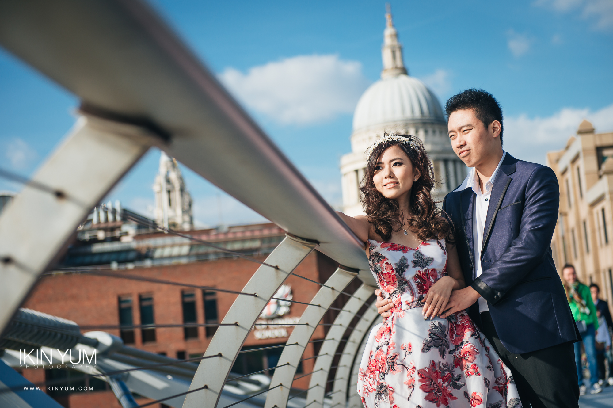 Pre-Wedding Shoot London Susan + Alvin - Ikin Yum Photography-002.jpg