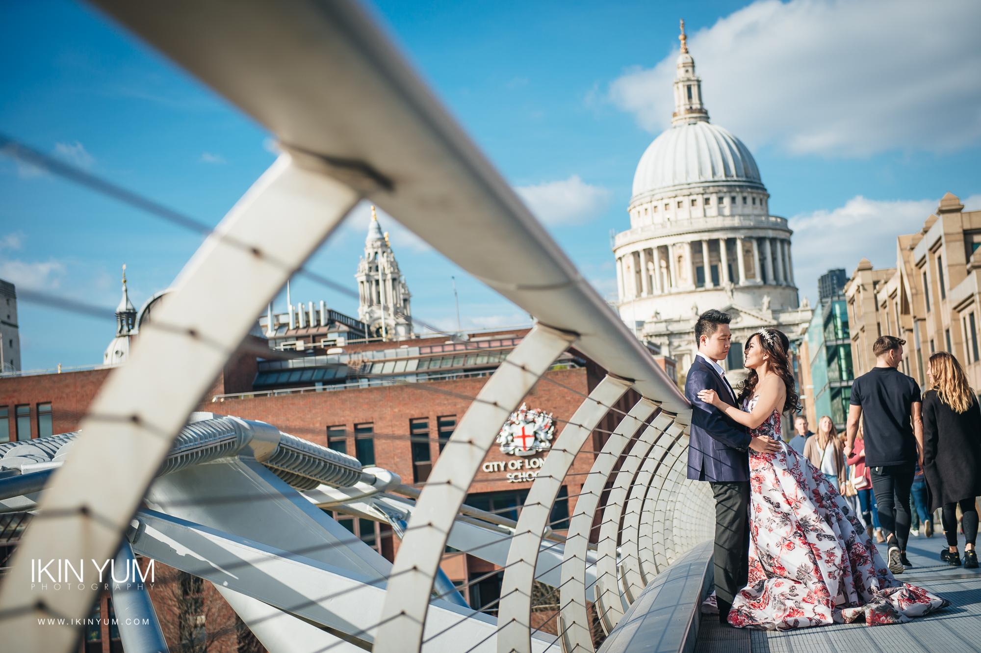 Pre-Wedding Shoot London Susan + Alvin - Ikin Yum Photography-001.jpg