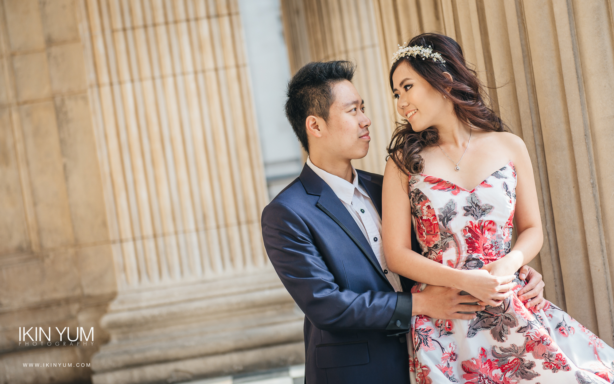 Pre-Wedding Shoot London Susan + Alvin - Ikin Yum Photography-006.jpg