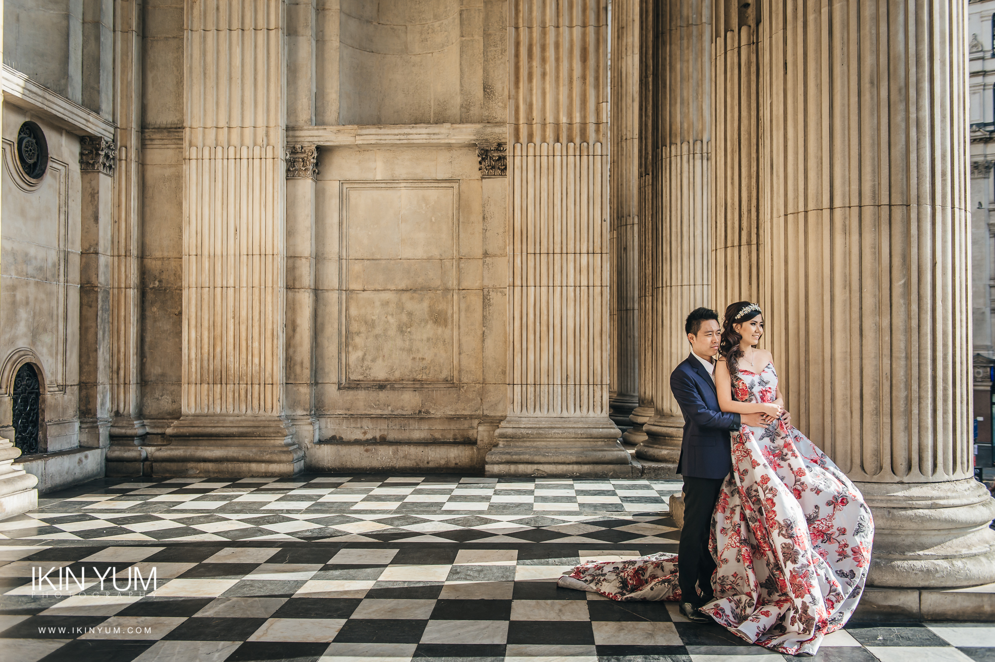 Pre-Wedding Shoot London Susan + Alvin - Ikin Yum Photography-005.jpg