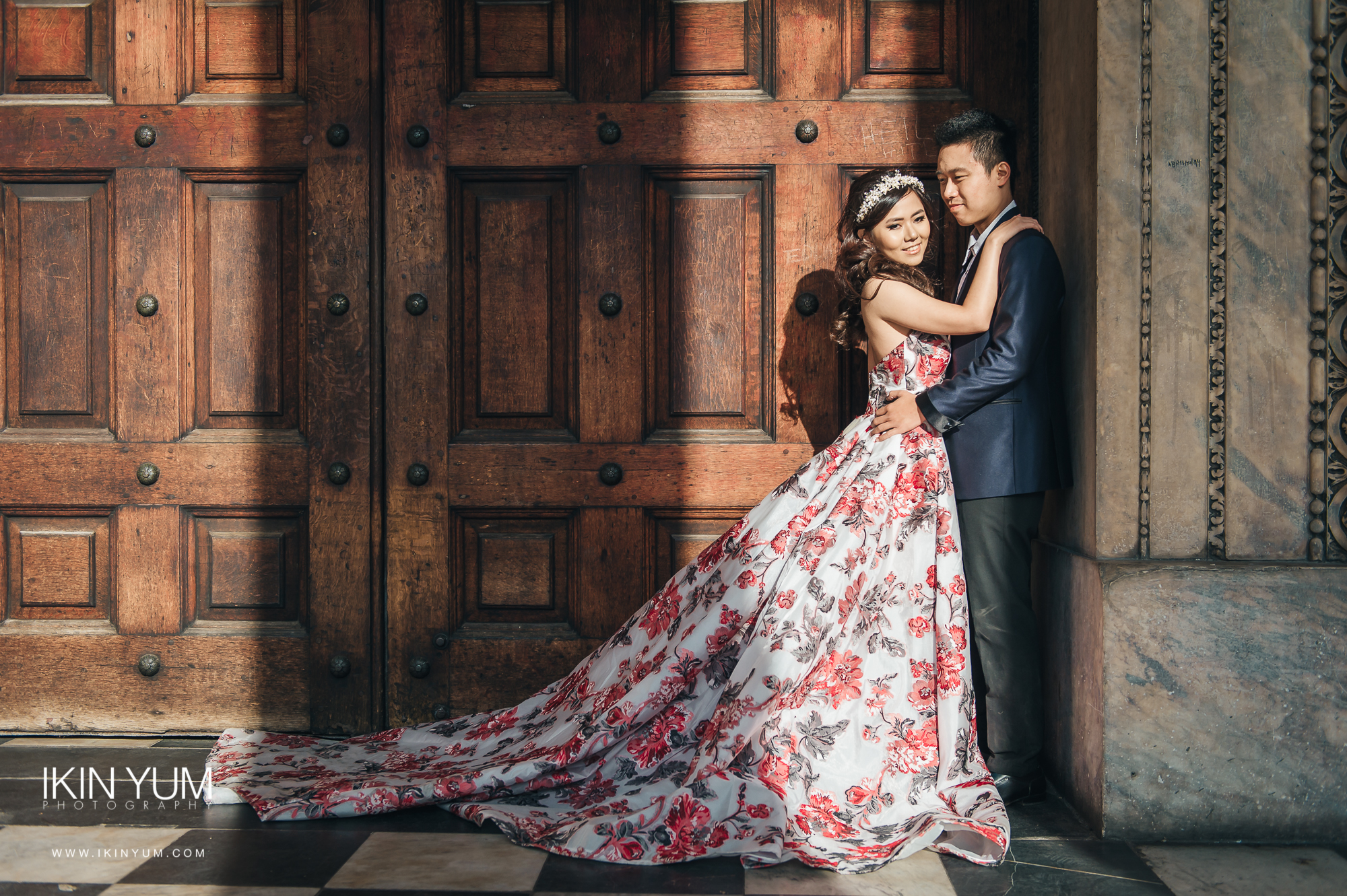 Pre-Wedding Shoot London Susan + Alvin - Ikin Yum Photography-007.jpg