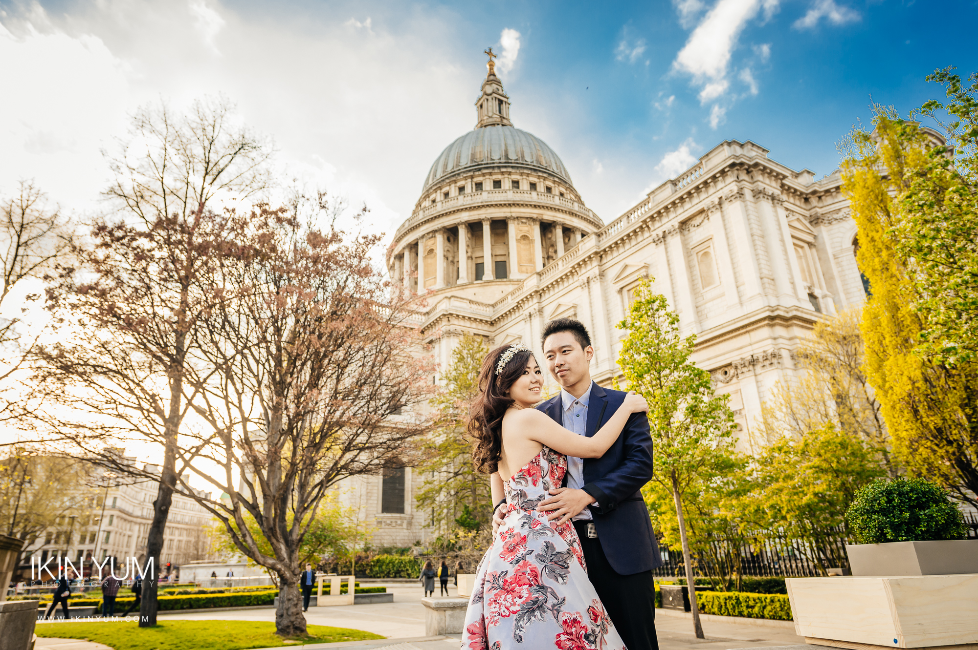 Pre-Wedding Shoot London Susan + Alvin - Ikin Yum Photography-012.jpg
