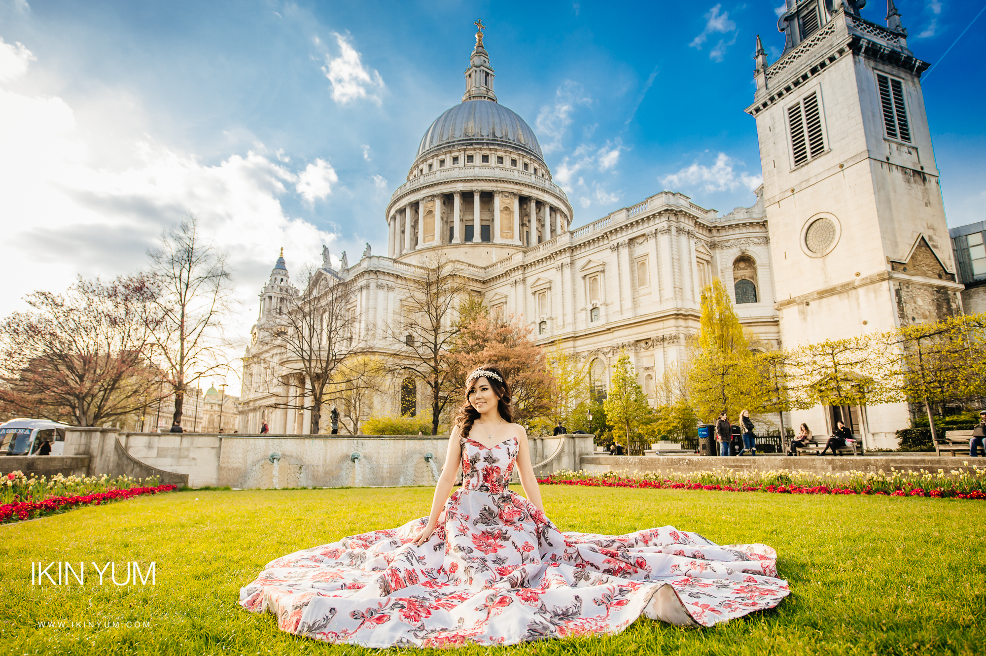 Pre-Wedding Shoot London Susan + Alvin - Ikin Yum Photography-013.jpg