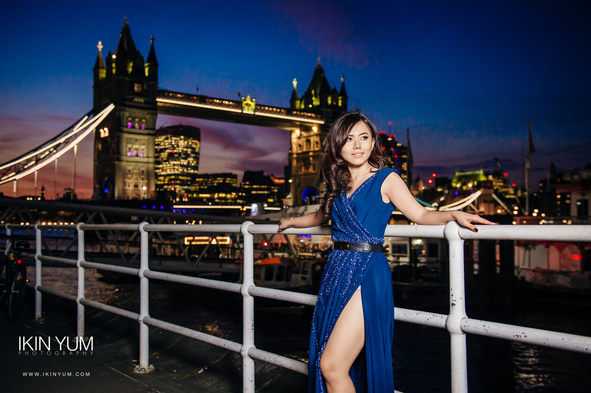 London Pre-Wedding Shoot - Tower Bridge -  英国伦敦婚纱摄影