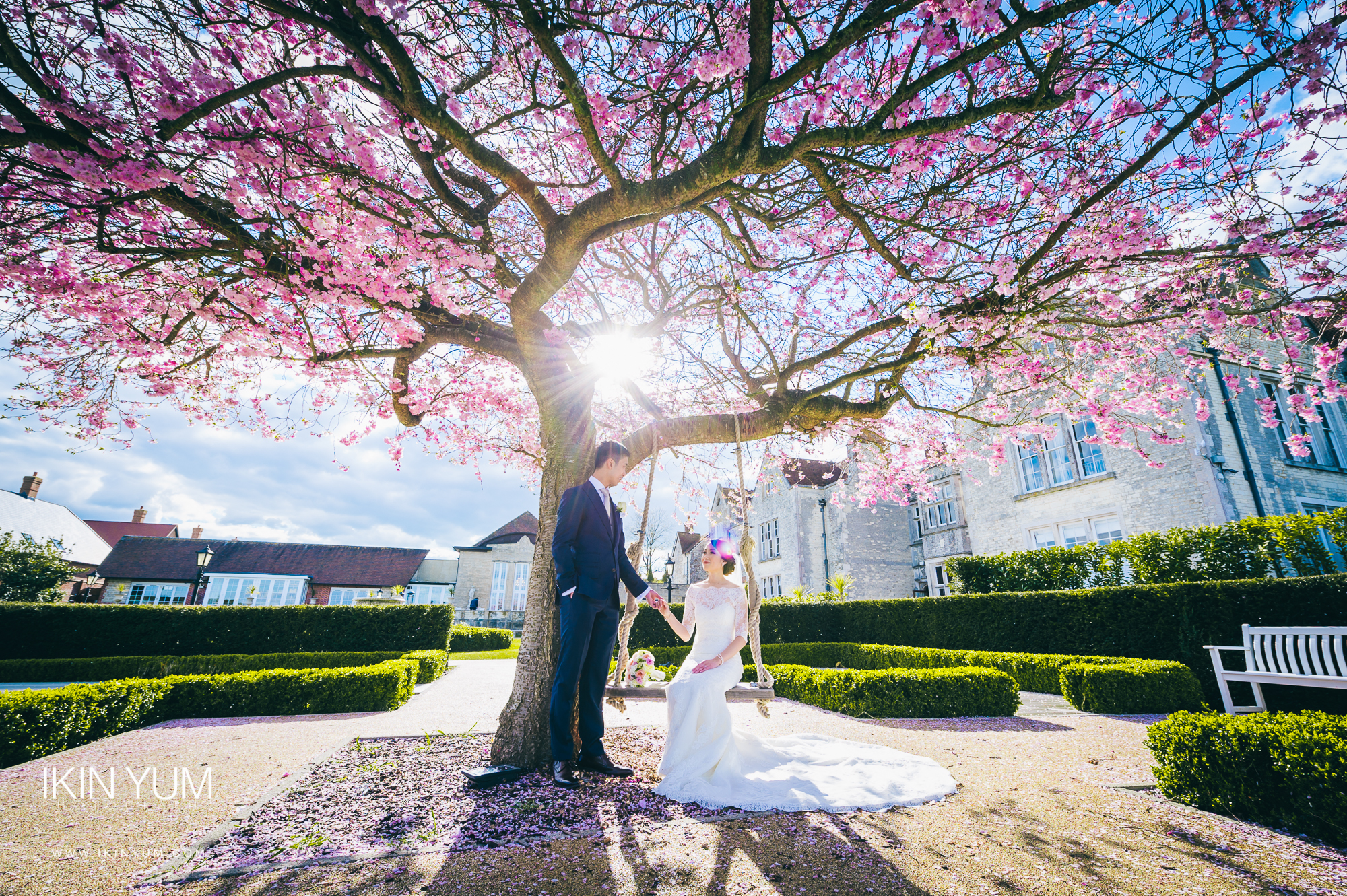 Froyle Park Wedding - London - Chinese Wedding Photographer -  英国伦敦 婚礼 摄影