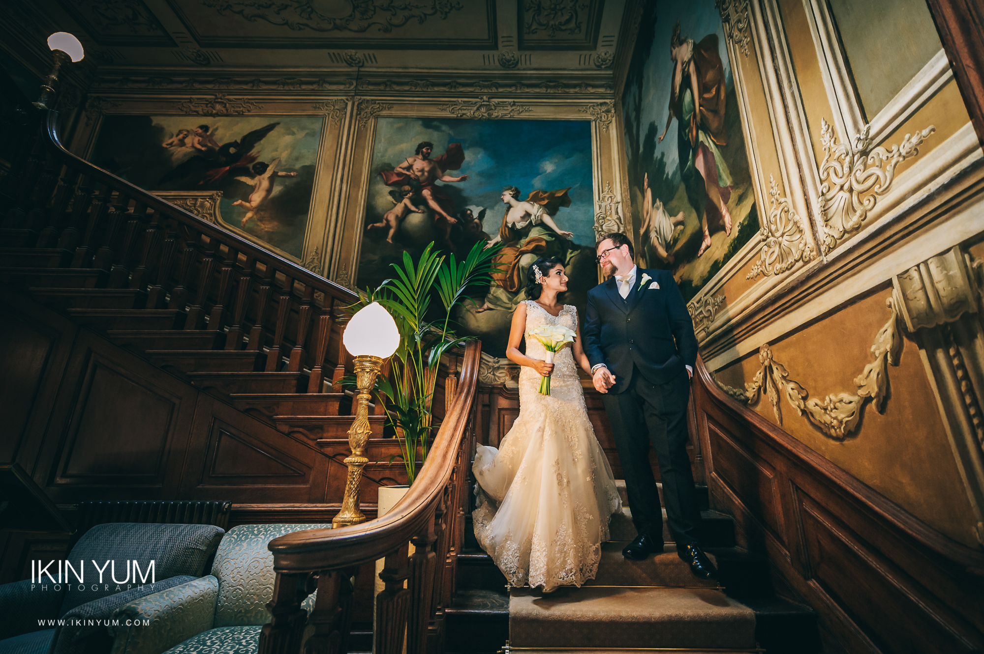 Moor Park Golf Club - Wedding- Ikin Yum Photography-066.jpg