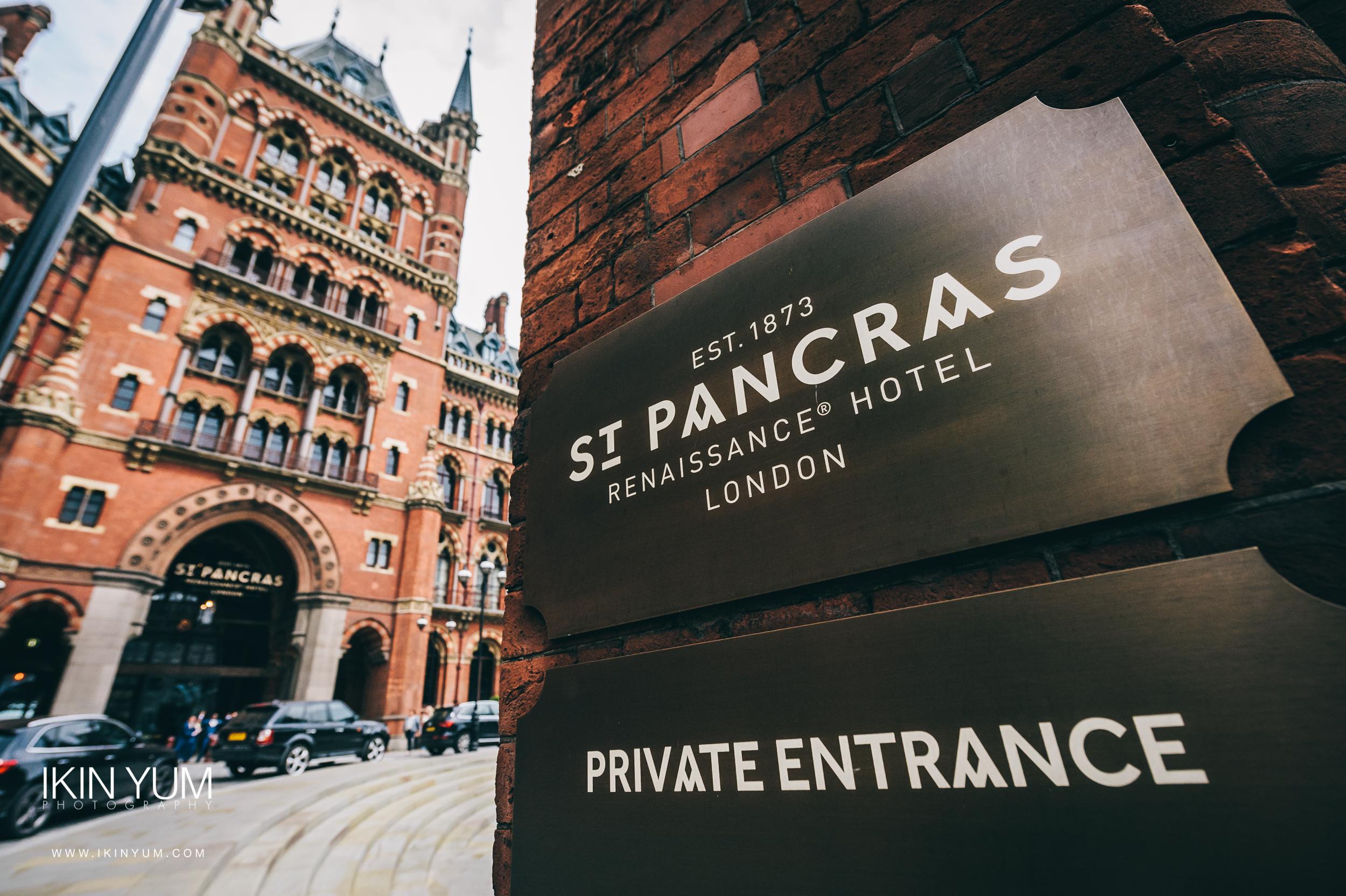 St Pancras Renaissance Hotel - Wedding - Ikin Yum Photography-065.jpg