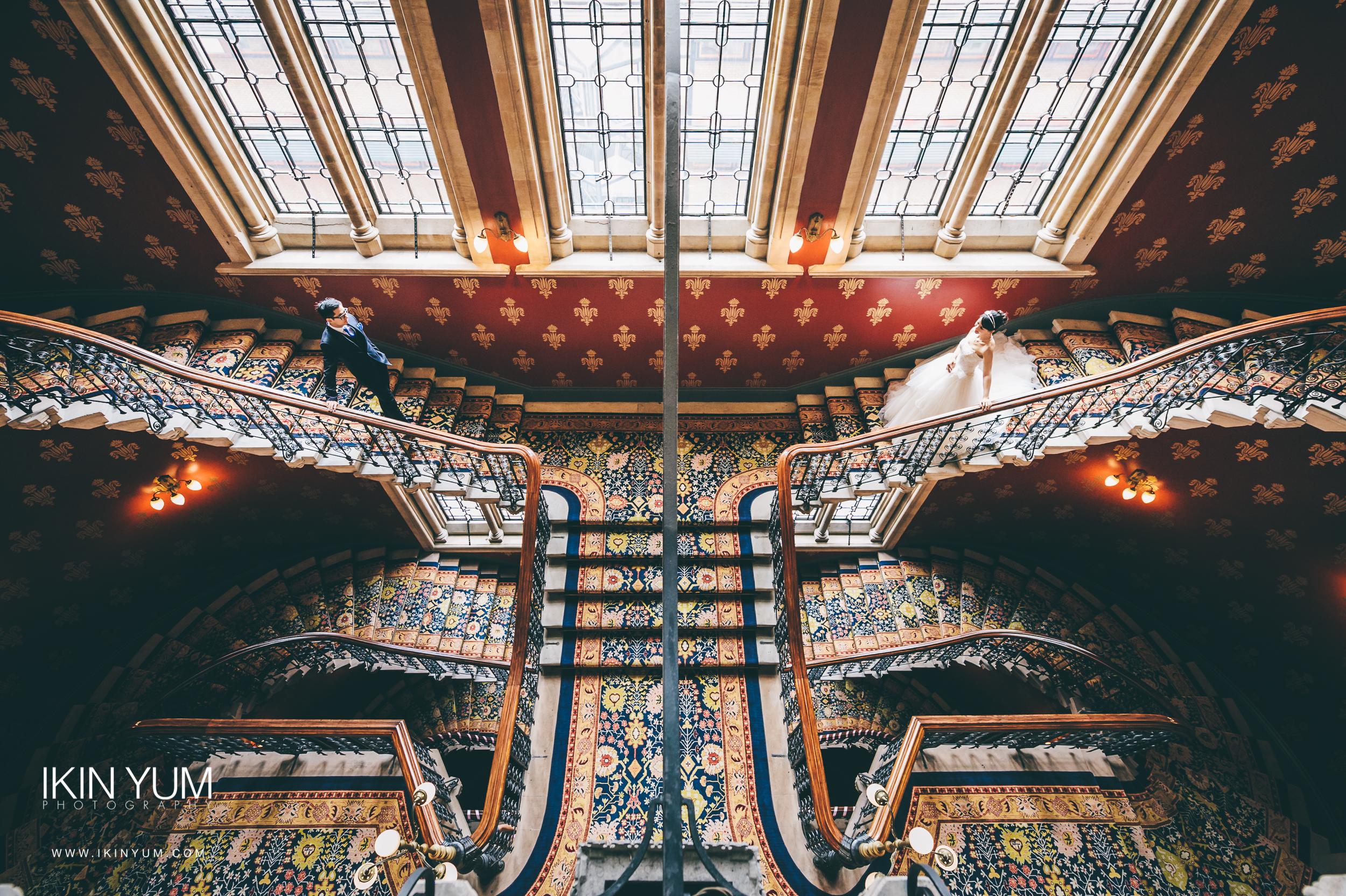 St Pancras Renaissance Hotel - Wedding - Ikin Yum Photography-053.jpg