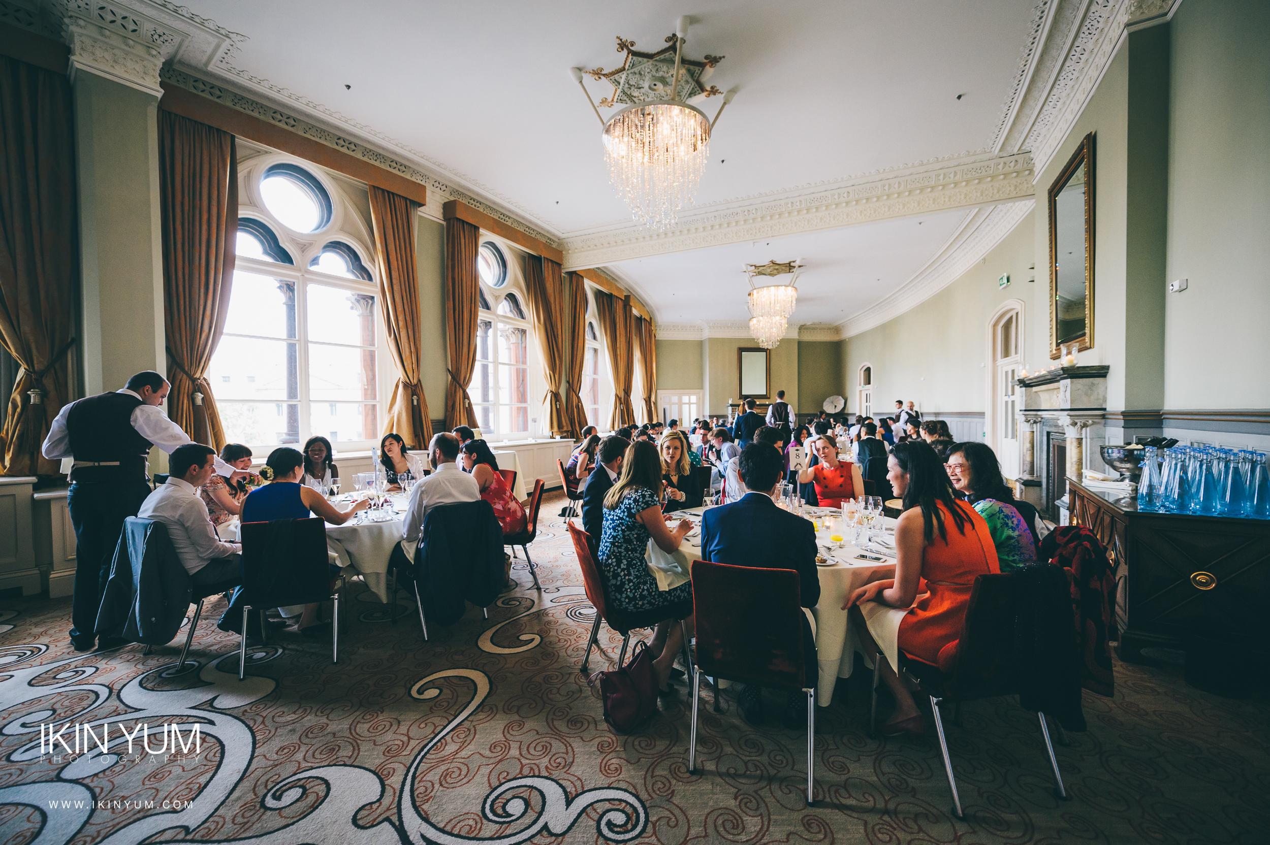 St Pancras Renaissance Hotel - Wedding - Ikin Yum Photography-120.jpg