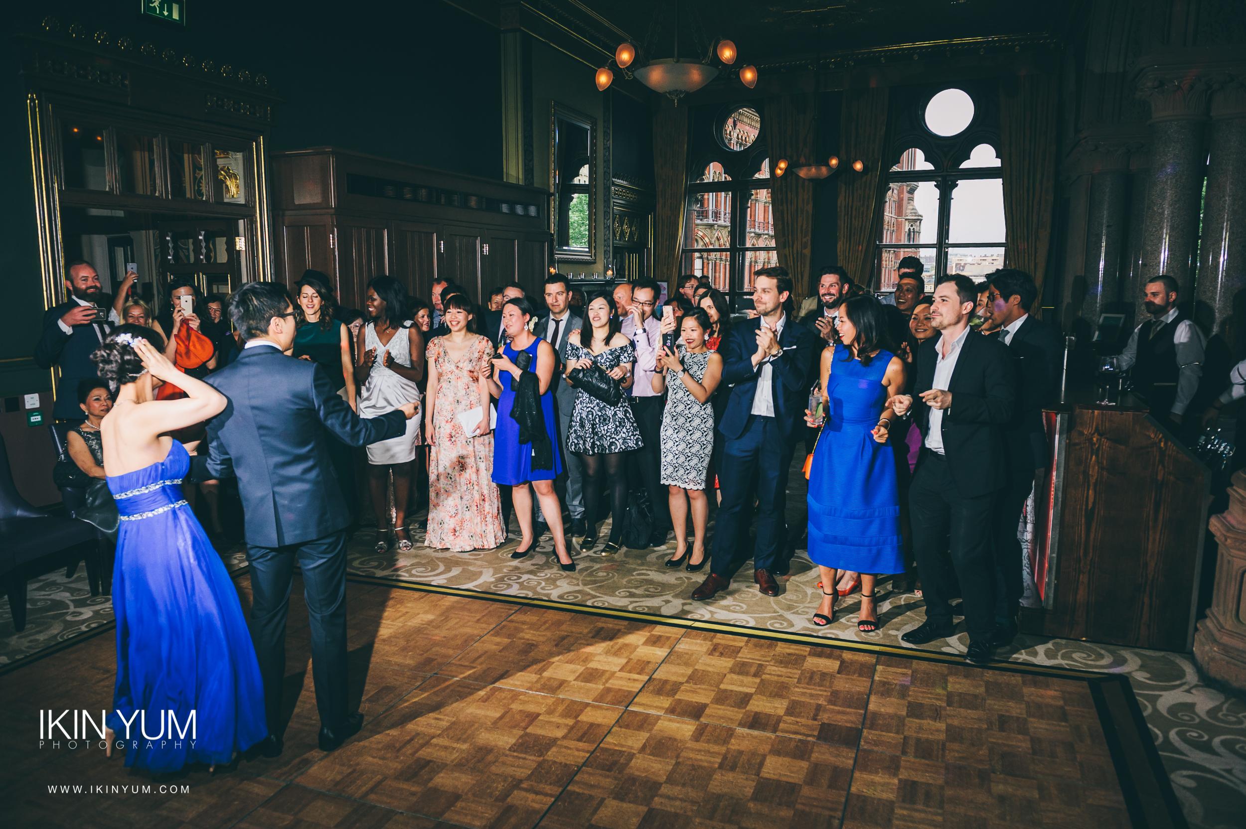 St Pancras Renaissance Hotel - Wedding - Ikin Yum Photography-150.jpg