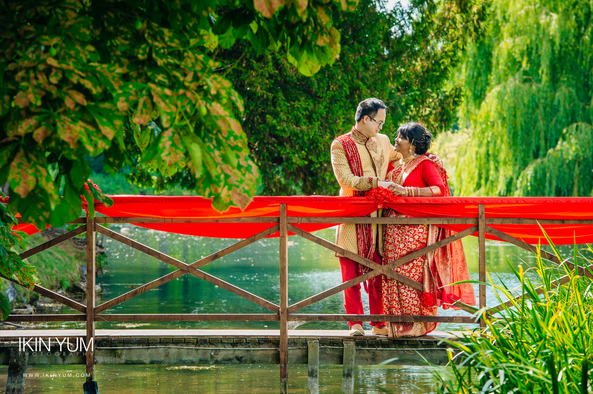 Ardington House Wedding - Asian Wedding Photographer