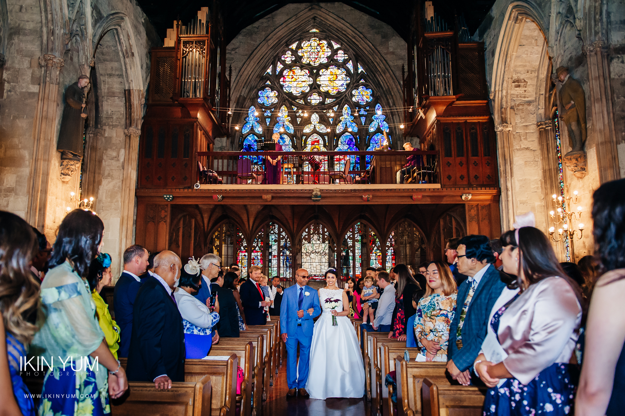 St etheldreda's church Wedding- Ikin Yum Photography-0031.jpg