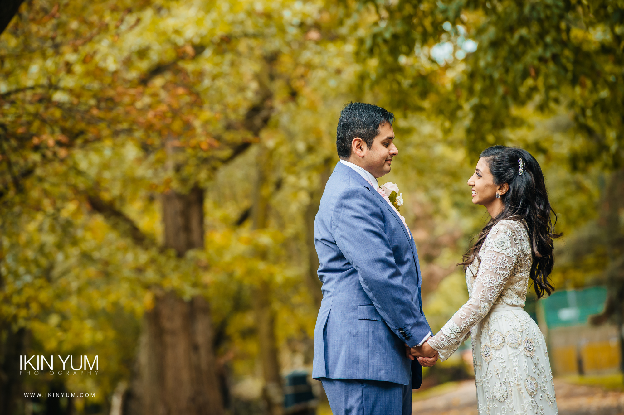 The Great Barn Wedding - London Asian Wedding Photographer