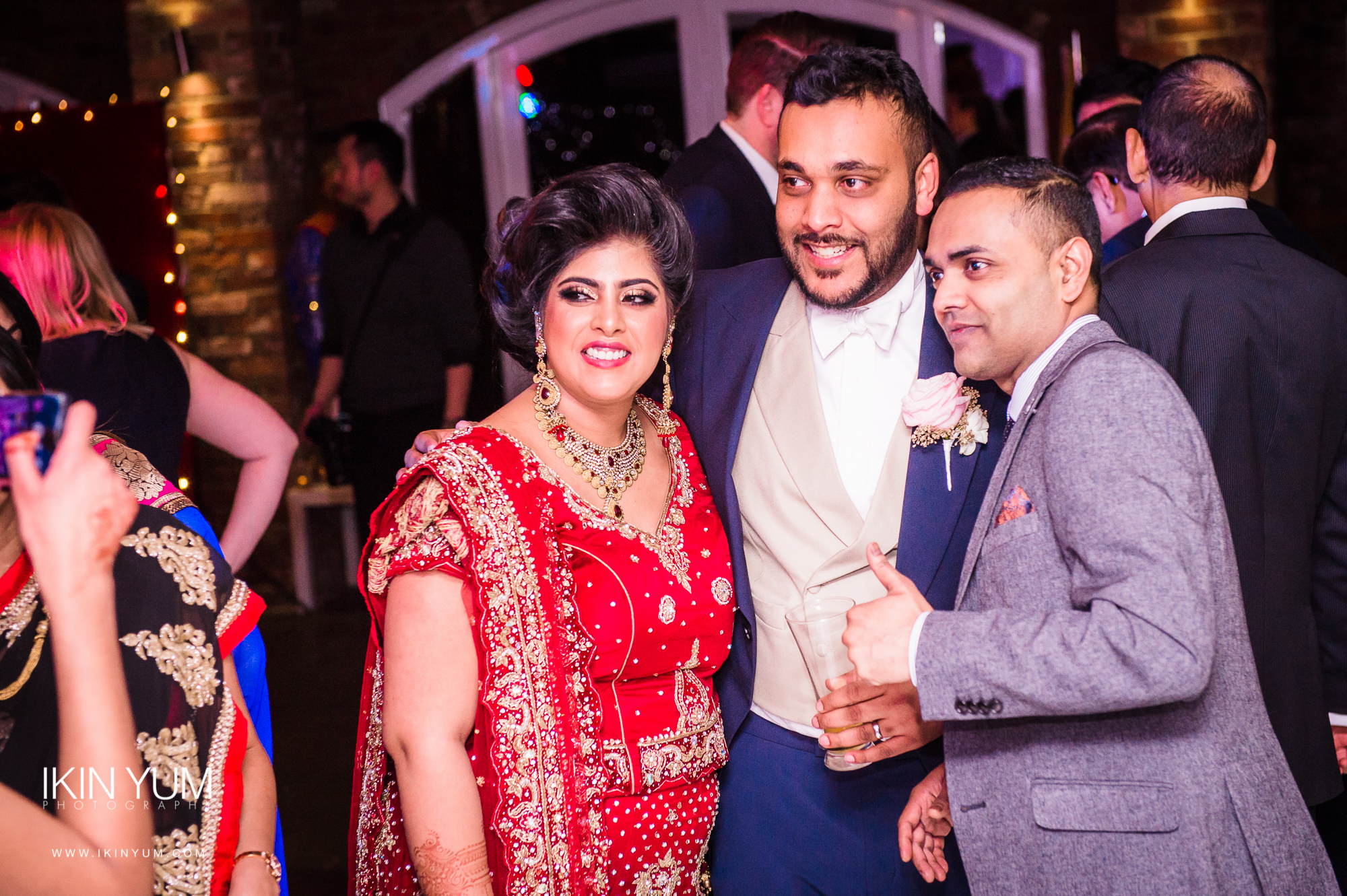 Northbrook Park Wedding - Ikin Yum Photography-0155.jpg