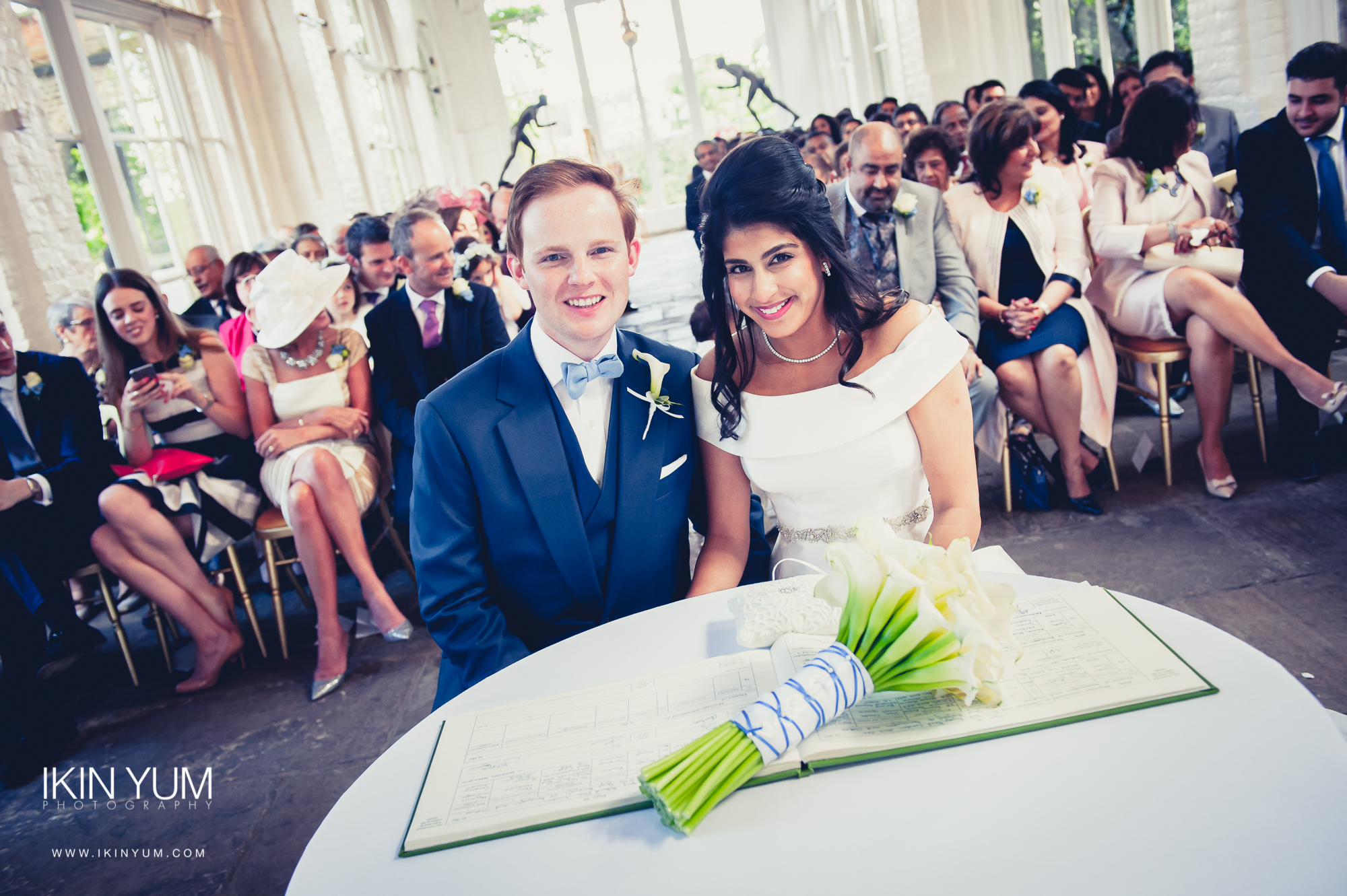 Holland Park Wedding - Ikin Yum Photography-0044.jpg