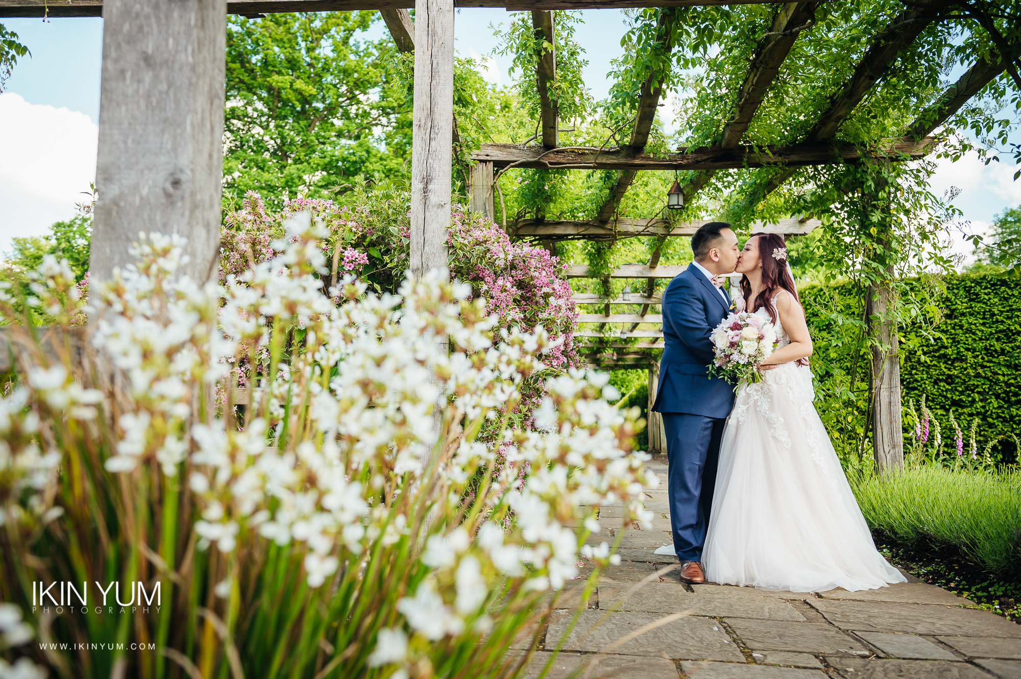 Wedding Photography at Great Foster, Surrey - Chinese Wedding Photographer -  英国伦敦 婚礼 摄影