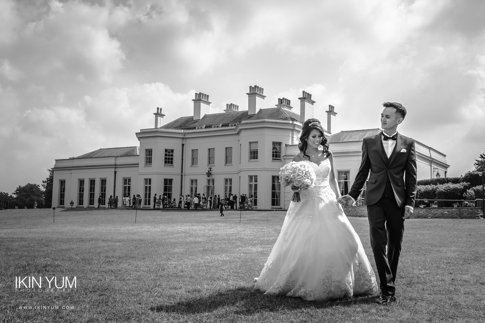 Hylands House Wedding - Ikin Yum Photography-092.jpg