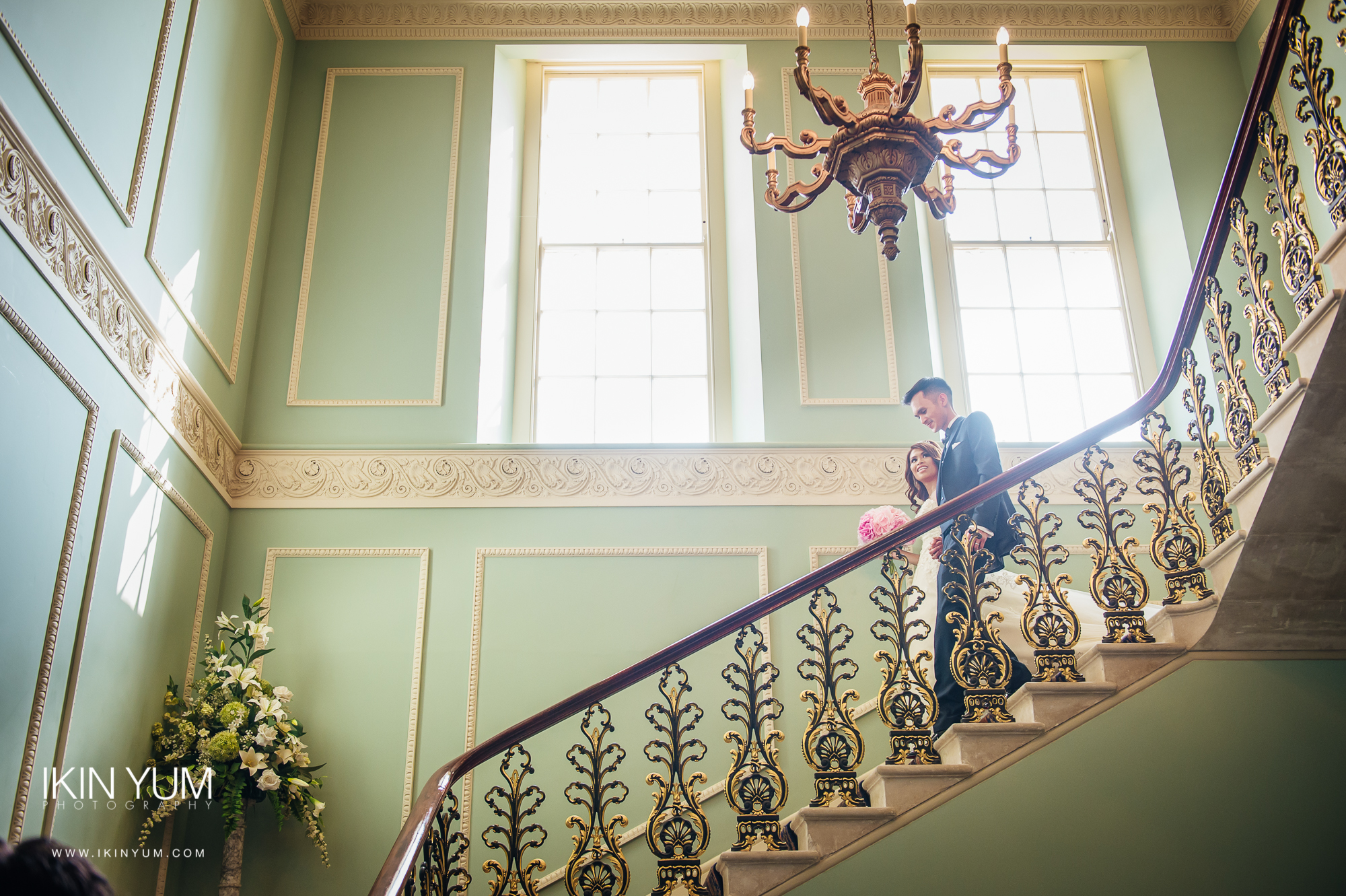 Hylands House Wedding - Ikin Yum Photography-096.jpg