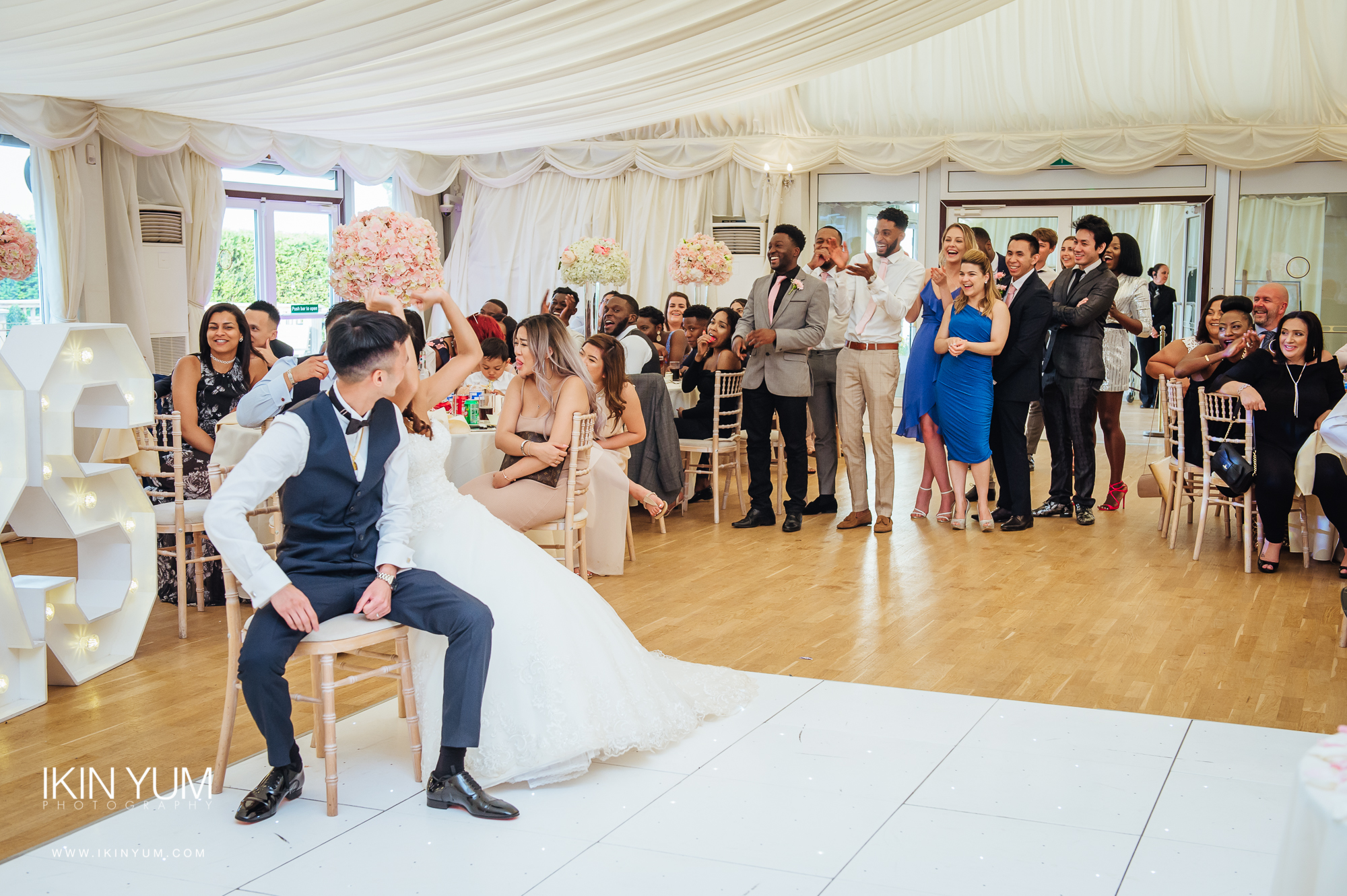 Hylands House Wedding - Ikin Yum Photography-116.jpg
