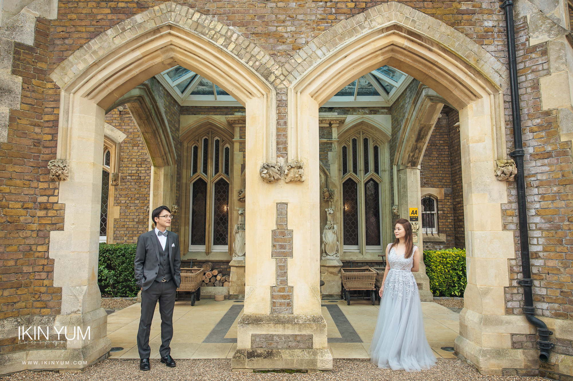 The oakley court Pre-Wedding Shoot - Ikin Yum Photography-056.jpg