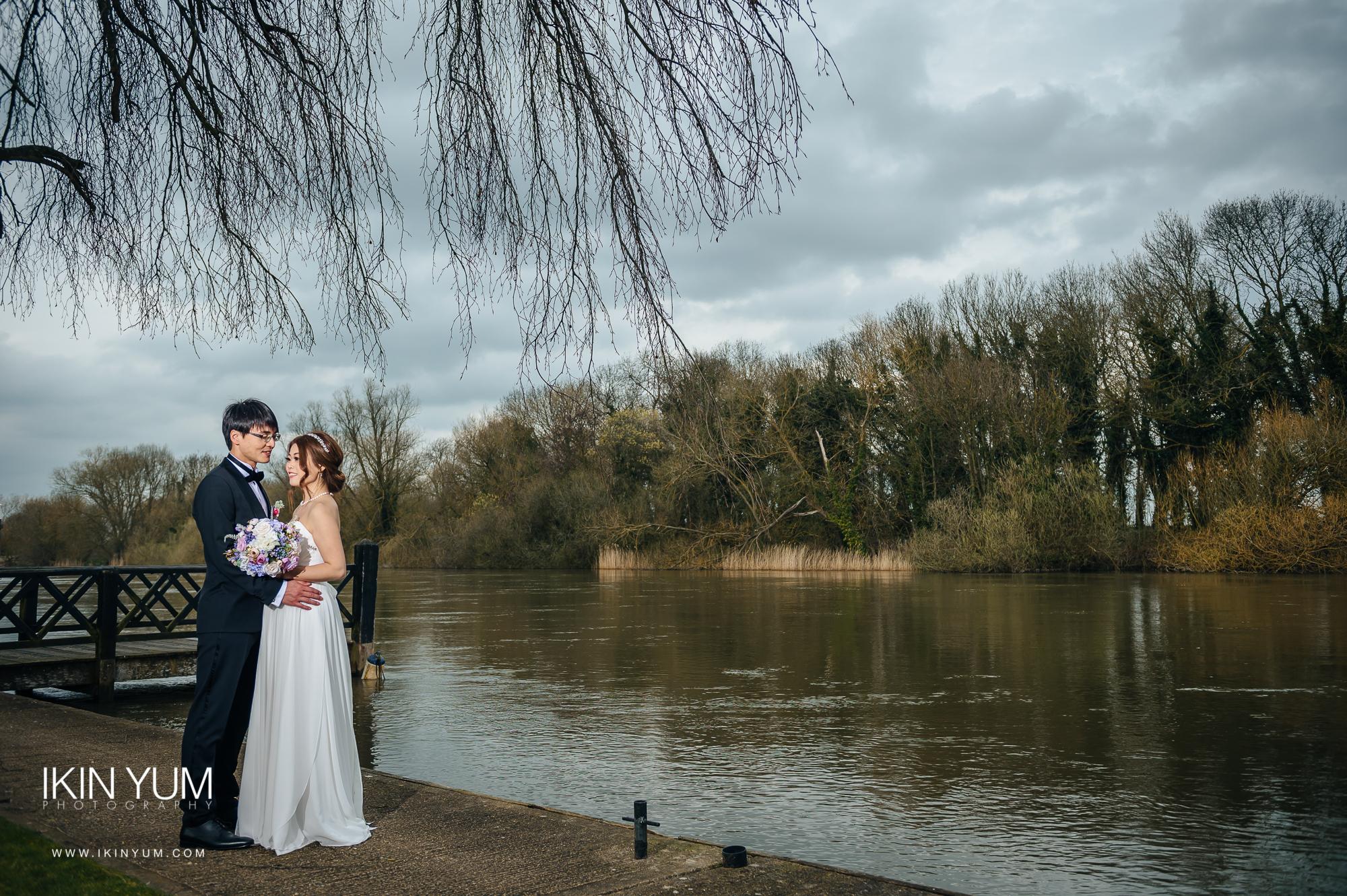 Oakley Court Wedding, Windsor - London wedding Photographer -  英国伦敦 婚礼 摄影
