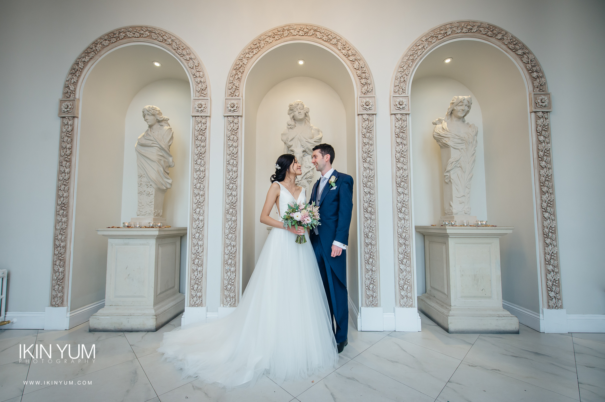 Froyle Park Wedding - Chinese Wedding Photographer -  英国伦敦 婚礼 摄影