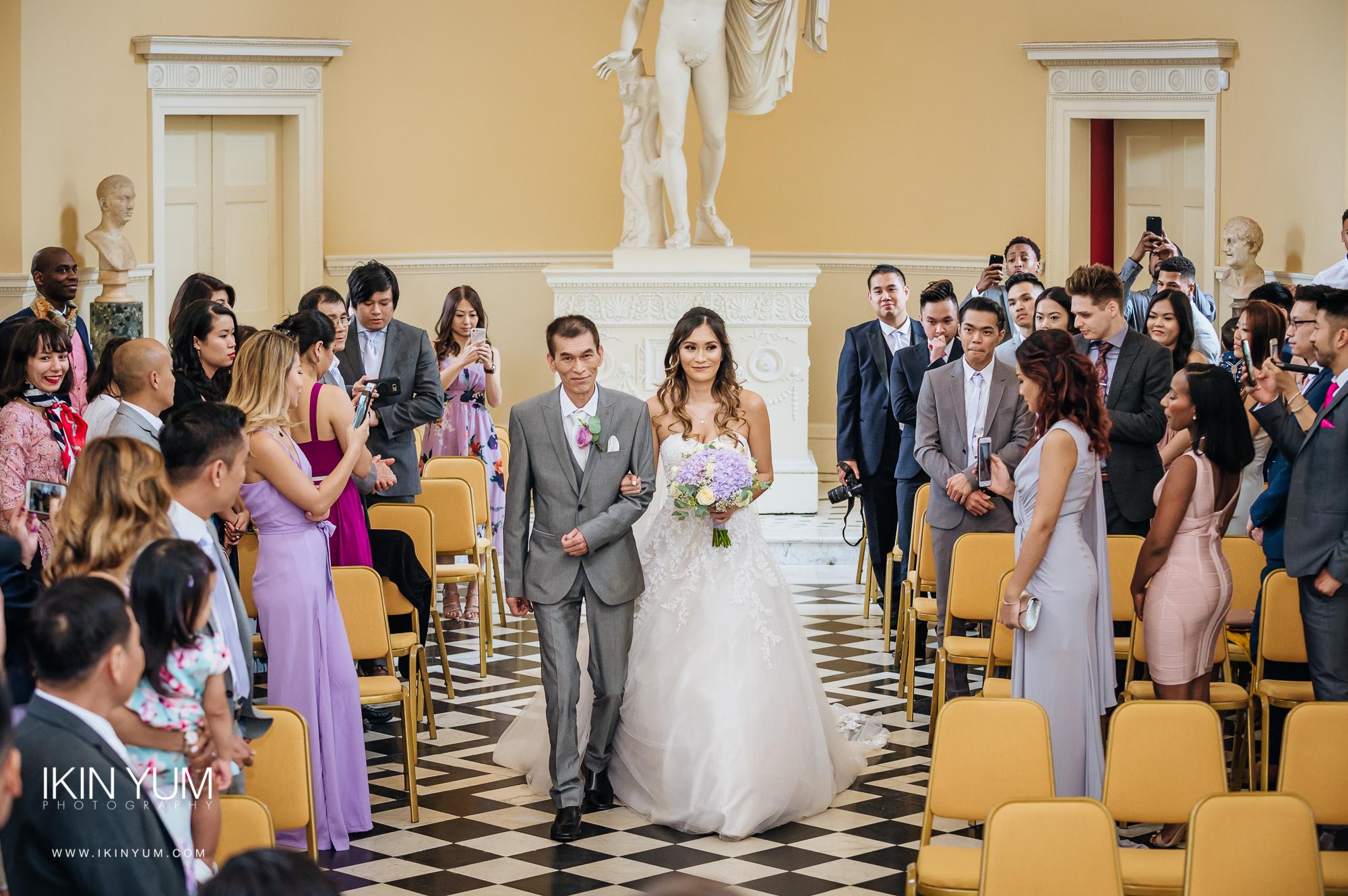Syon Park Wedding - Ikin Yum Photography -045.jpg