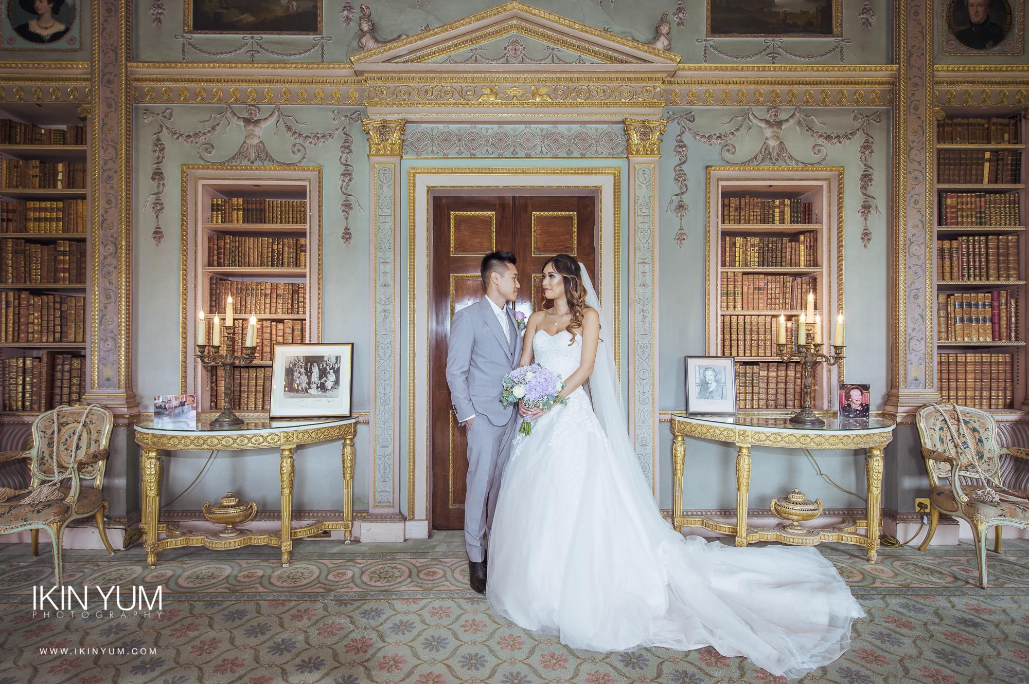 Syon Park Wedding - Ikin Yum Photography -077.jpg