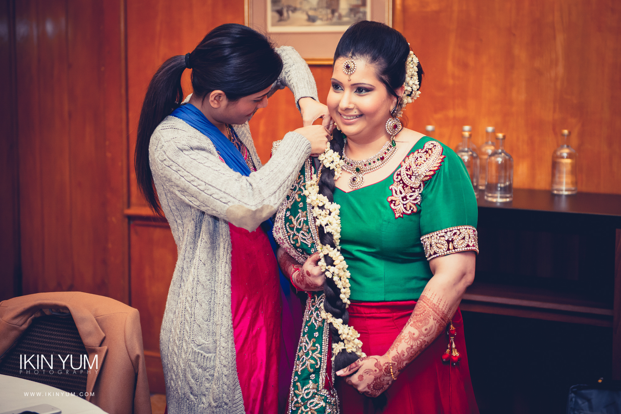 Grand Connaught Rooms Wedding - Minal & Raj - Ikin Yum Photography-030.jpg