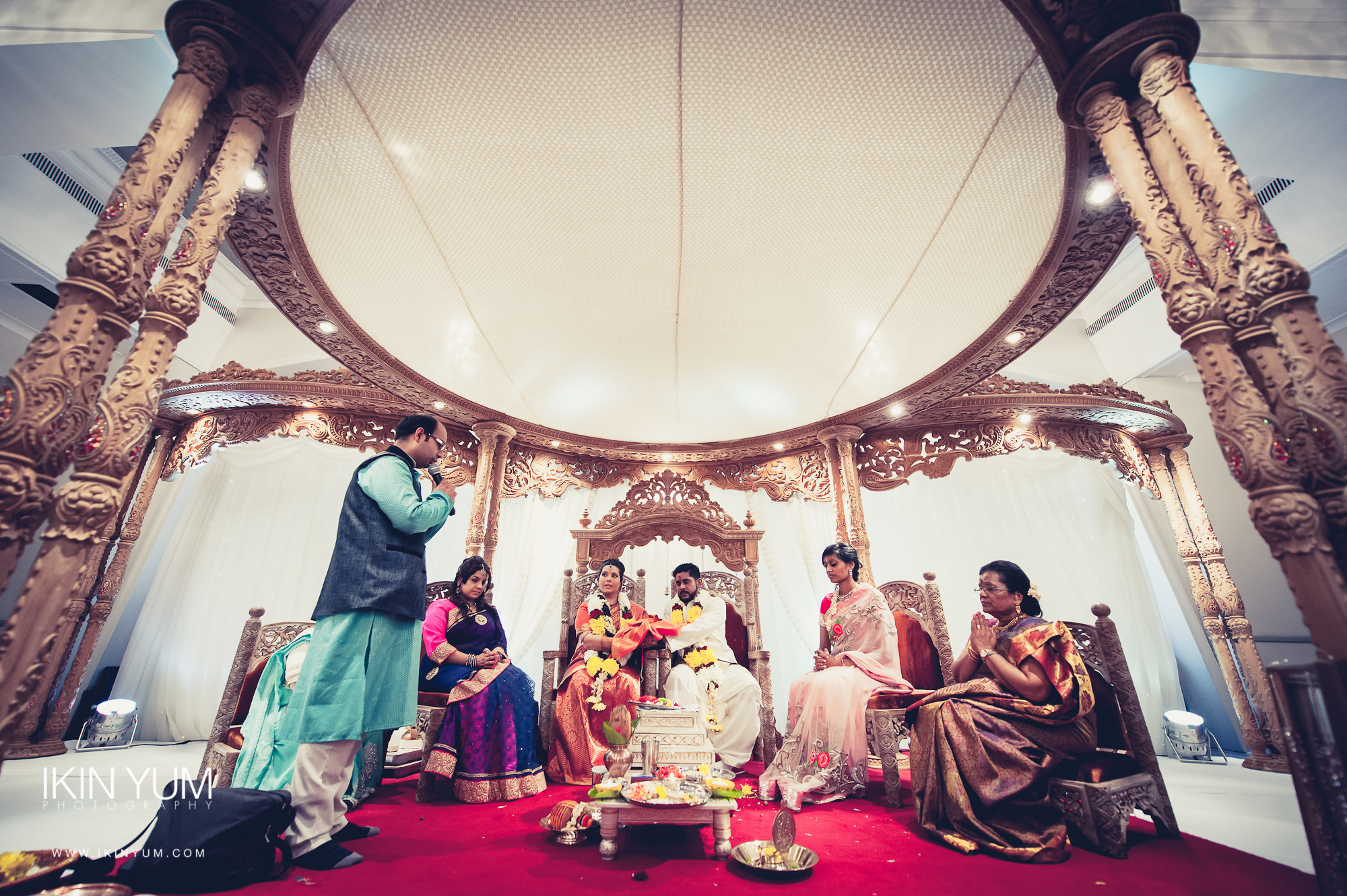 Grand Connaught Rooms Wedding - Minal & Raj - Ikin Yum Photography-049.jpg