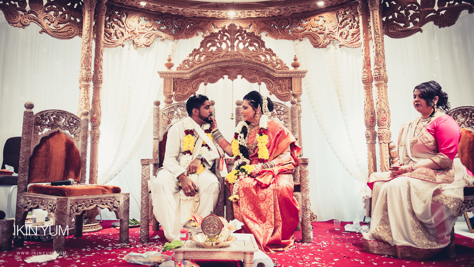 Grand Connaught Rooms Wedding - Minal & Raj - Ikin Yum Photography-070.jpg