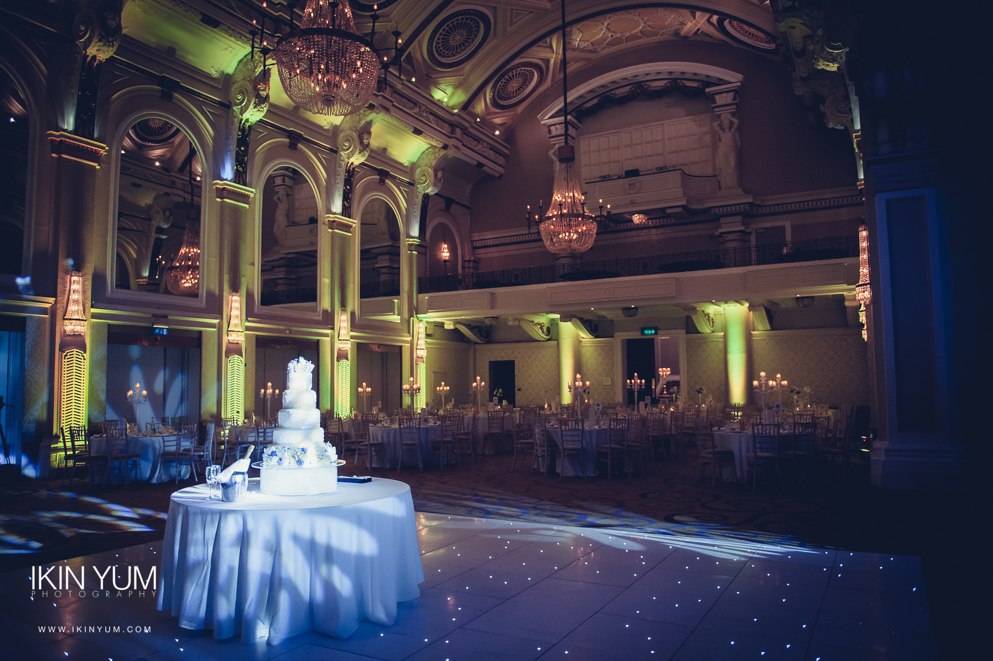 Grand Connaught Rooms Wedding - Minal & Raj - Ikin Yum Photography-107.jpg