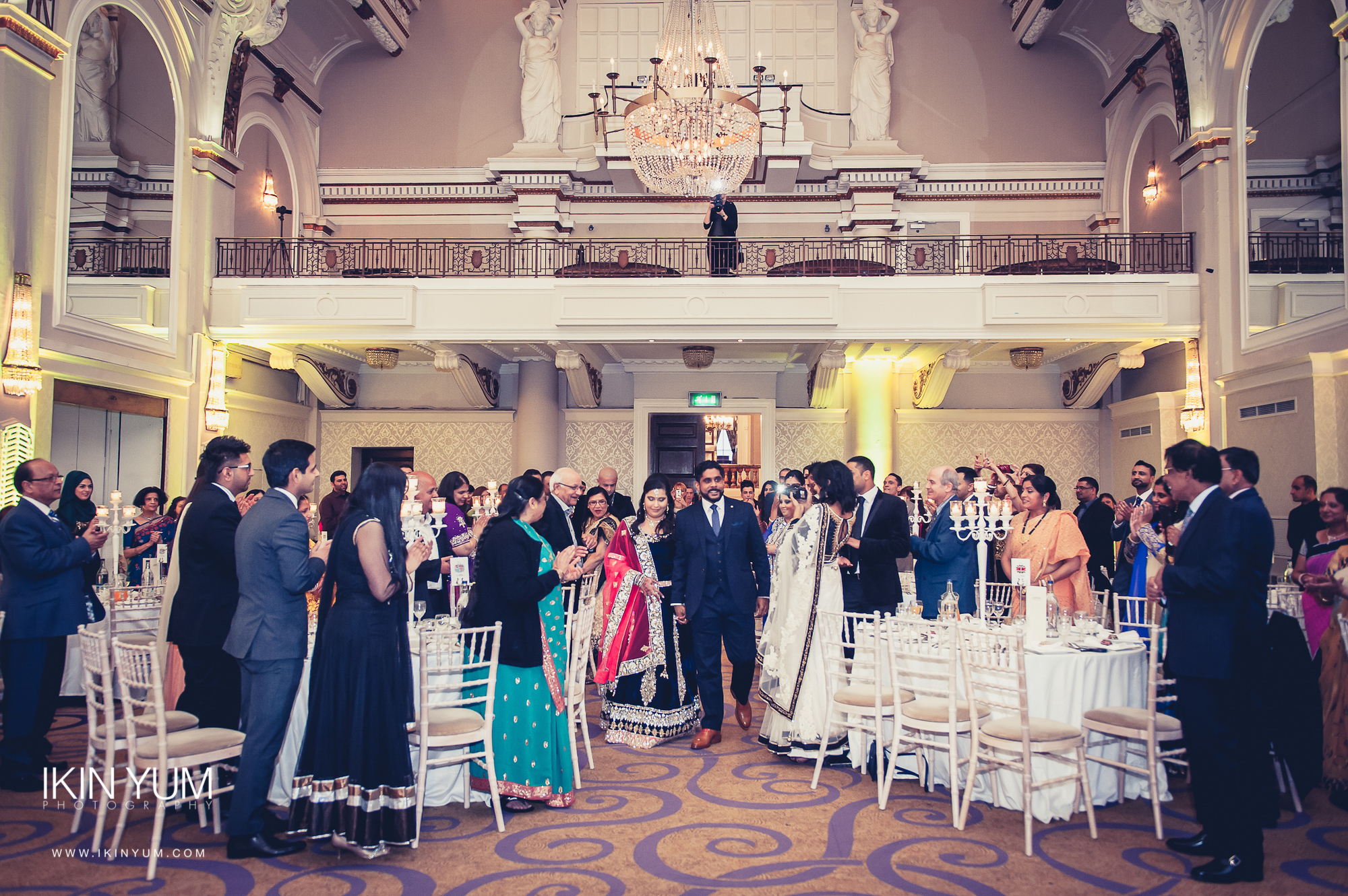 Grand Connaught Rooms Wedding - Minal & Raj - Ikin Yum Photography-111.jpg